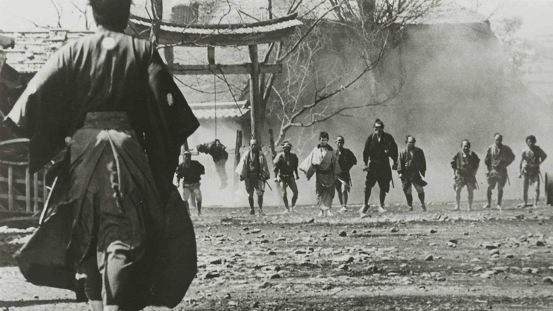 Res: 1920x1080, Movies Wallpaper. Download the following Seven Samurai ...