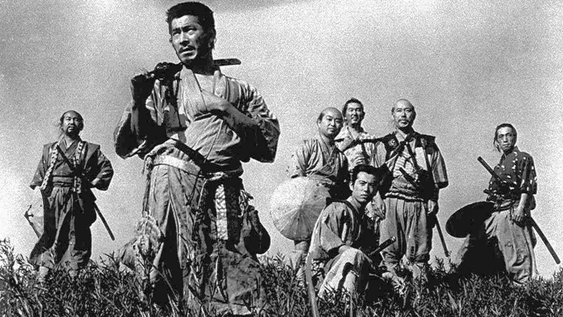 Res: 1920x1080, Everyone knows that Akira Kurosawa's seminal film Seven Samurai had a major  influence on The Magnificent Seven. But this quick video essay from Fandor  (via ...