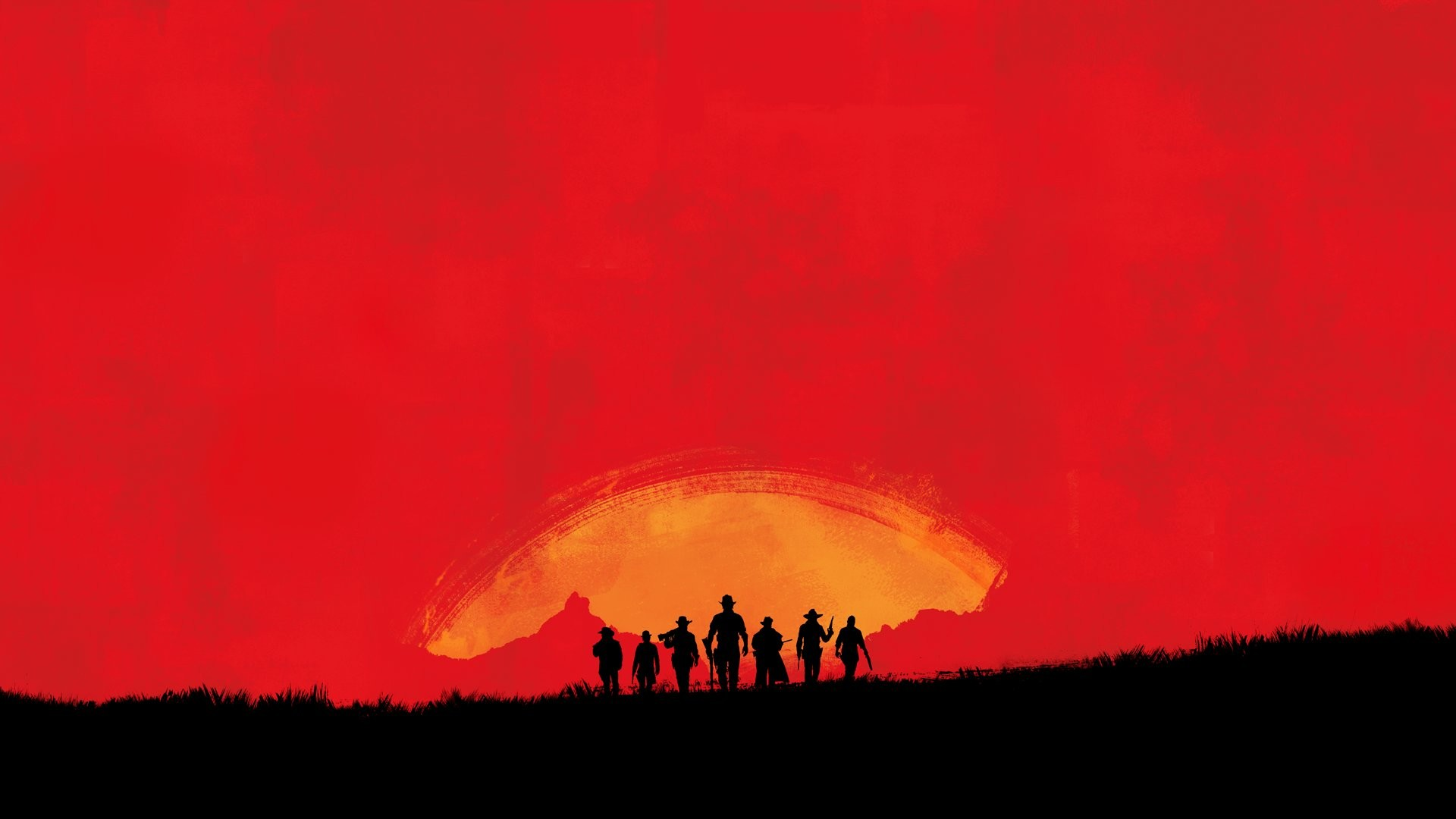 Res: 1920x1080, Red Dead Redemption 2 is an homage to Seven Samurai
