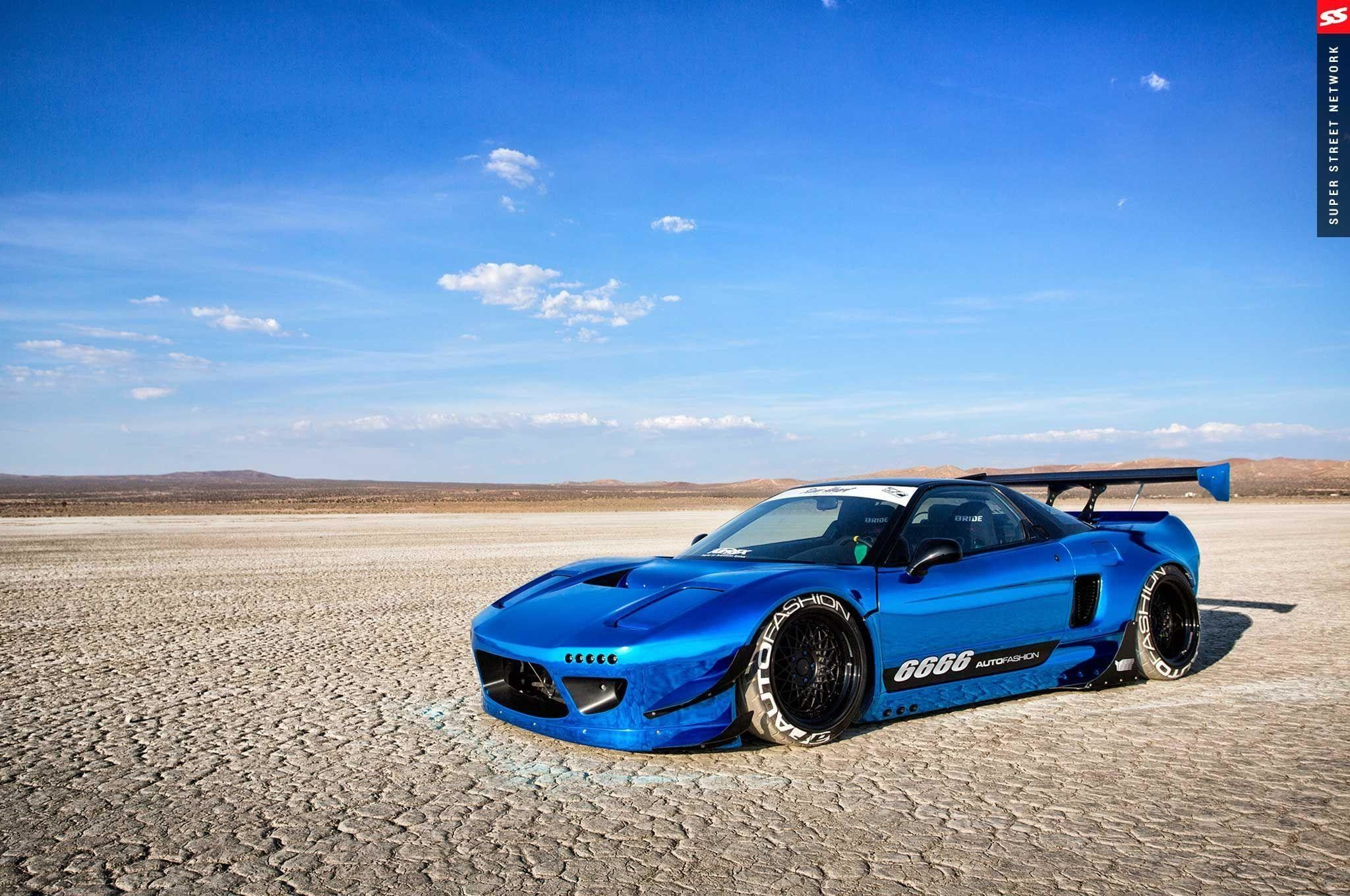 Res: 2048x1360, 1992 acura nsx rocket bunny cars coupe modified blue wallpaper .