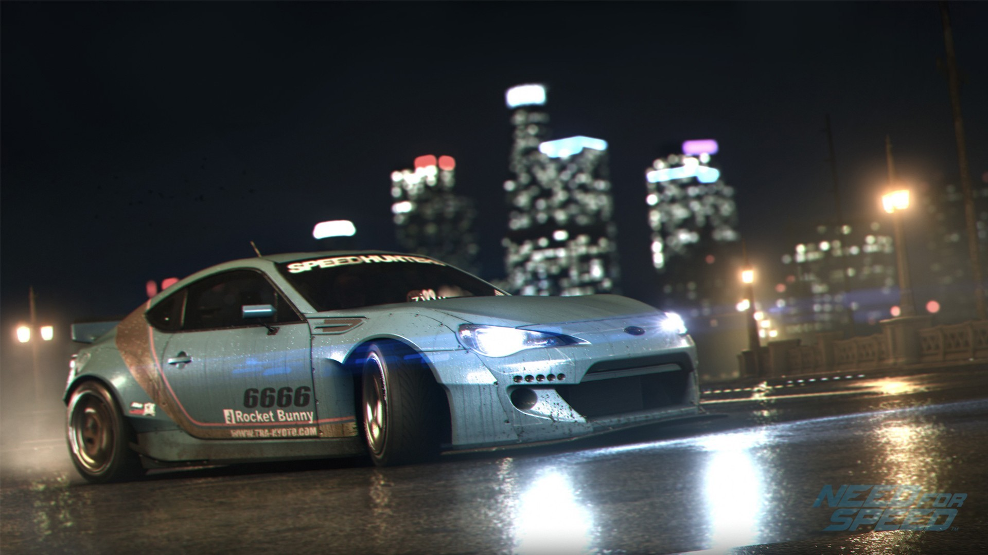Res: 1920x1080, Need For Speed, 2015, Video Games, Car, Rocket Bunny Wallpapers HD /  Desktop and Mobile Backgrounds