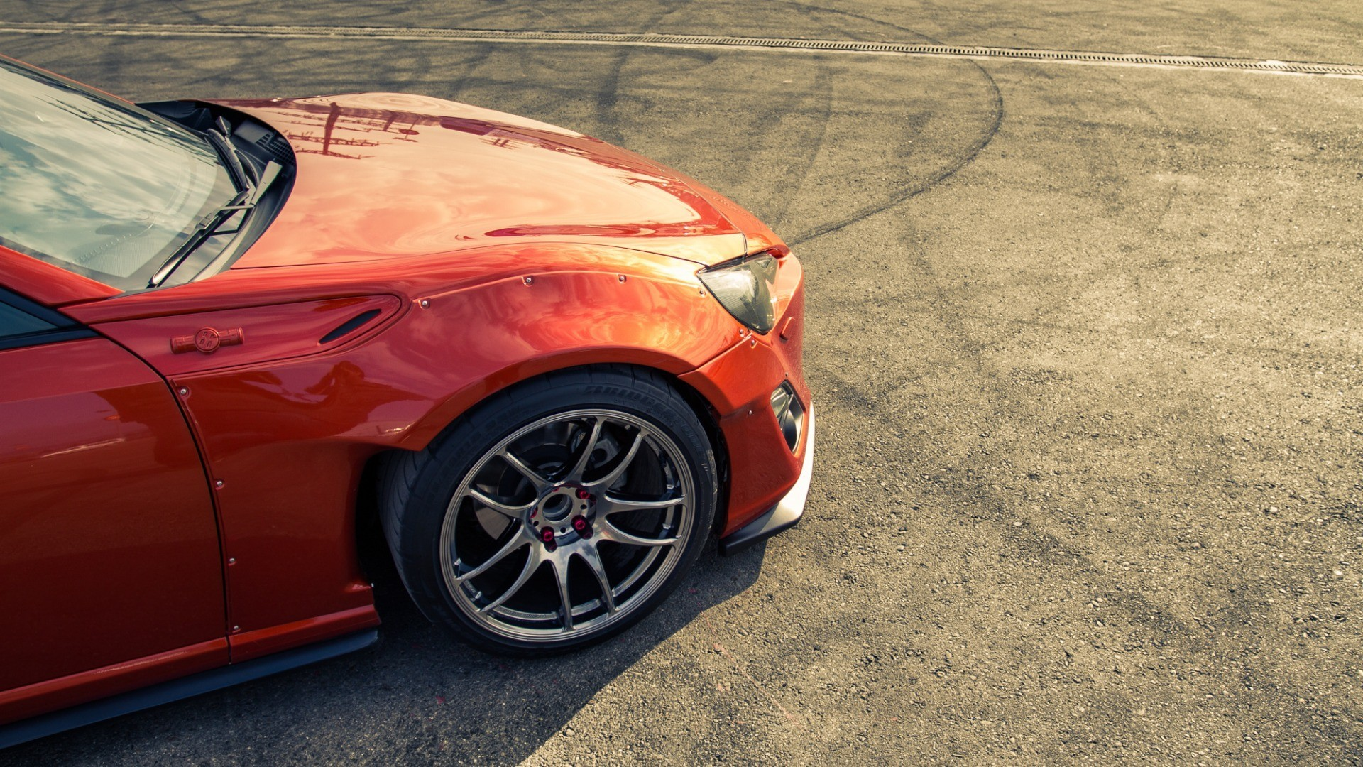 Res: 1920x1080, Toyota, Toyota GT86, Rocket Bunny Wallpapers HD / Desktop and Mobile  Backgrounds