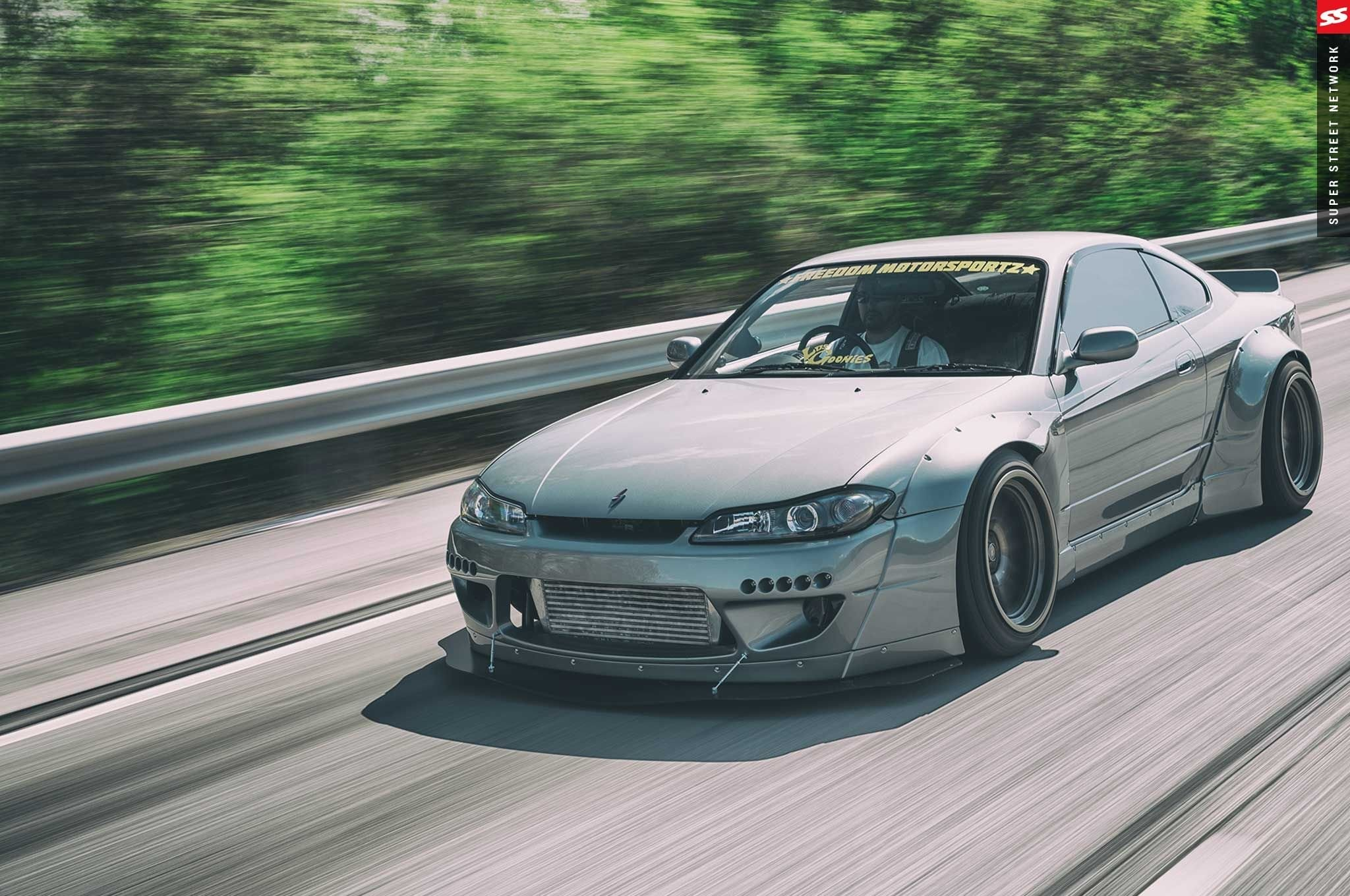 Res: 2048x1360, Rocket Bunny Nissan Silvia S15 cars coupe bodykit modified wallpaper |   | 886905 | WallpaperUP
