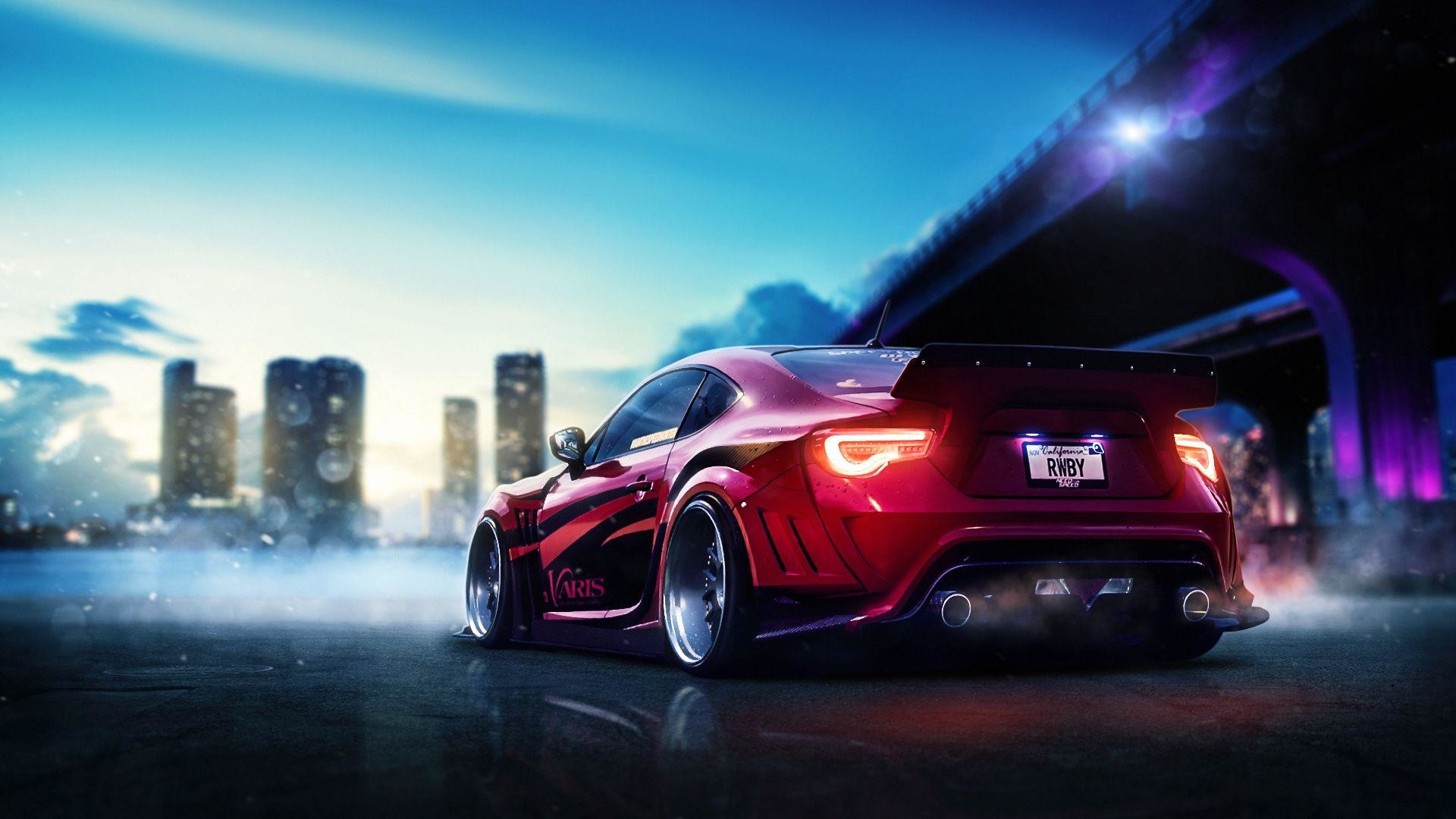 Res: 1920x1080, Toyota GT86 Wallpaper | HD Car Wallpapers
