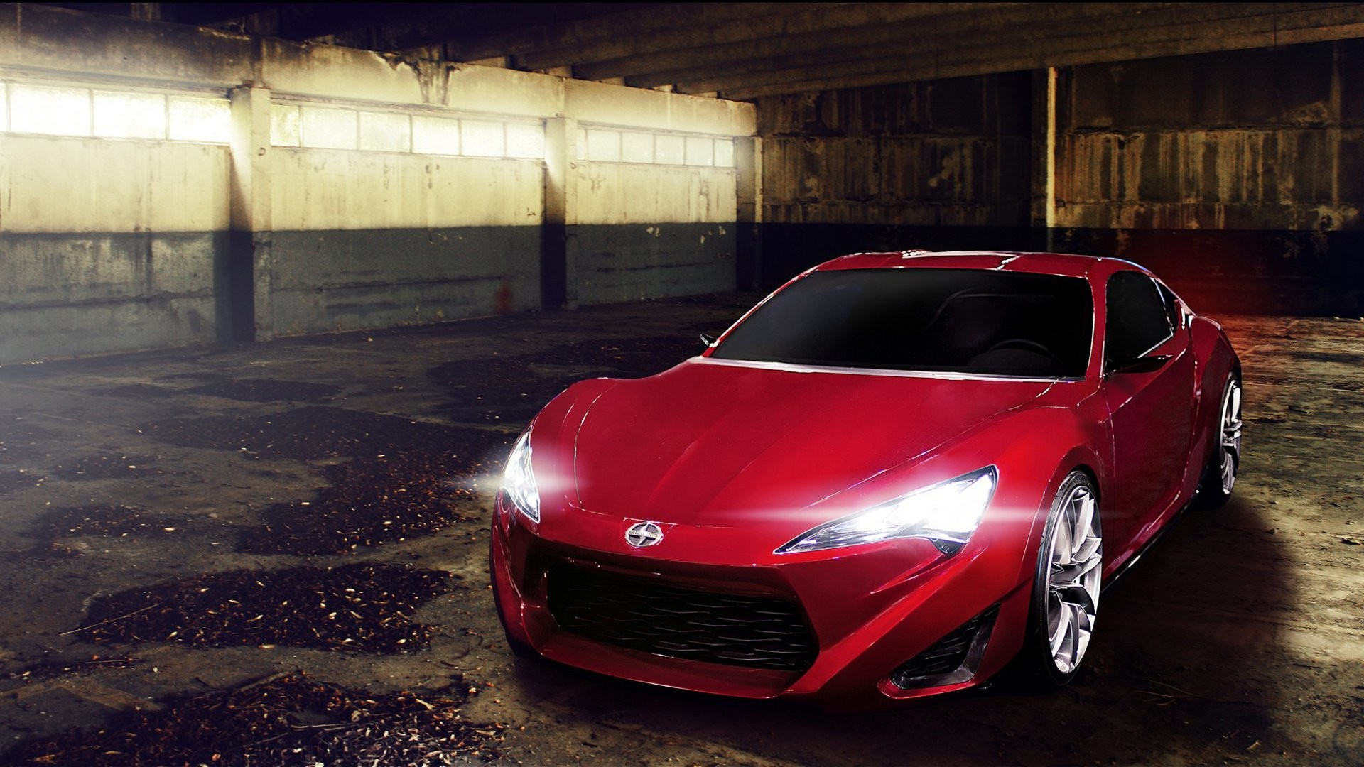 Res: 1920x1080, Scion FRS Wallpaper