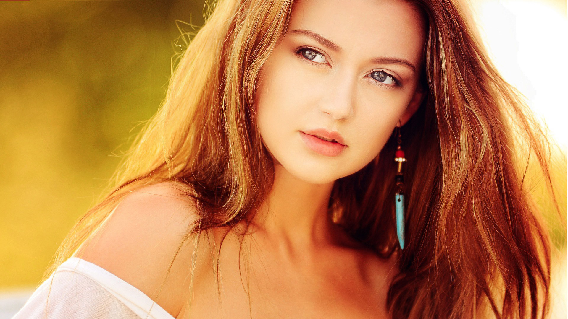 Res: 1920x1080, Healthy and beautiful face skin
