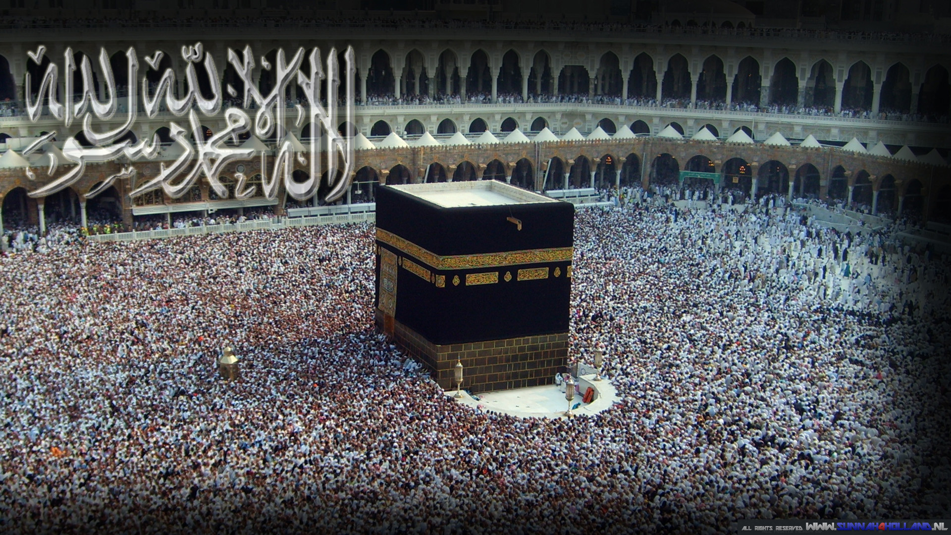 Res: 1920x1080, Mekka/Mekkah/Makka/Mecce