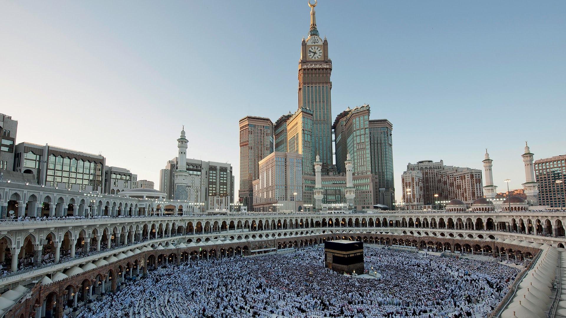 Res: 1920x1080, Makkah & Medina 2015 Umrah [HD]