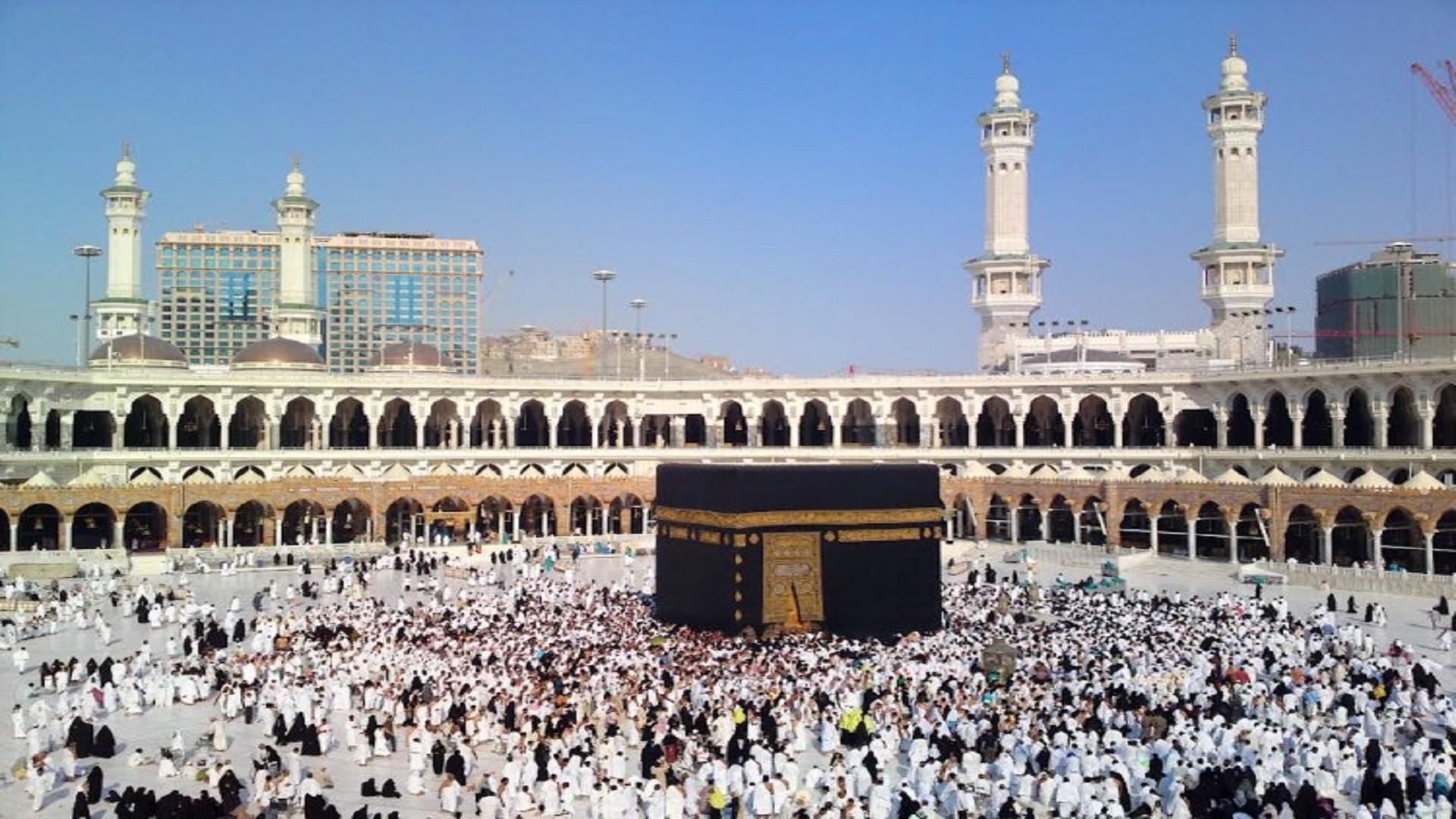 Res: 1920x1080, Hd-free-wallpaper-top-makkah-beautiful