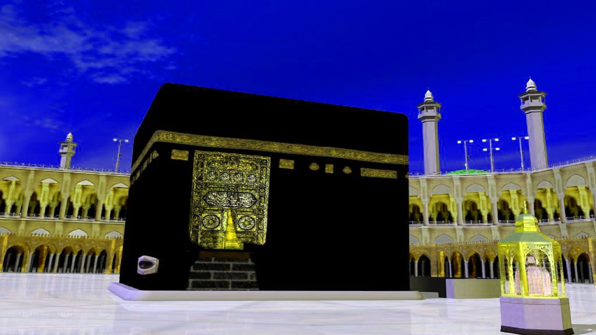 Res: 1920x1080, Makkah Kaaba 3D Live WallPaper - Android Apps on Google Play