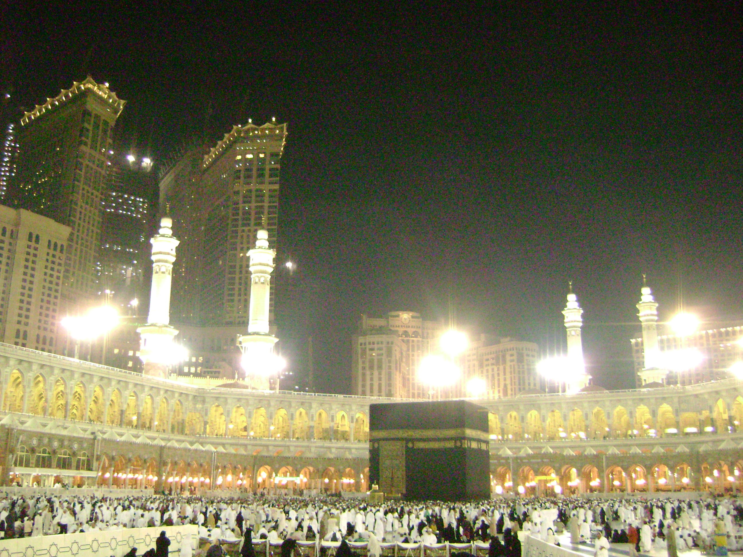 Res: 2592x1944, File:The Holy Kabbah in Makkah.jpg
