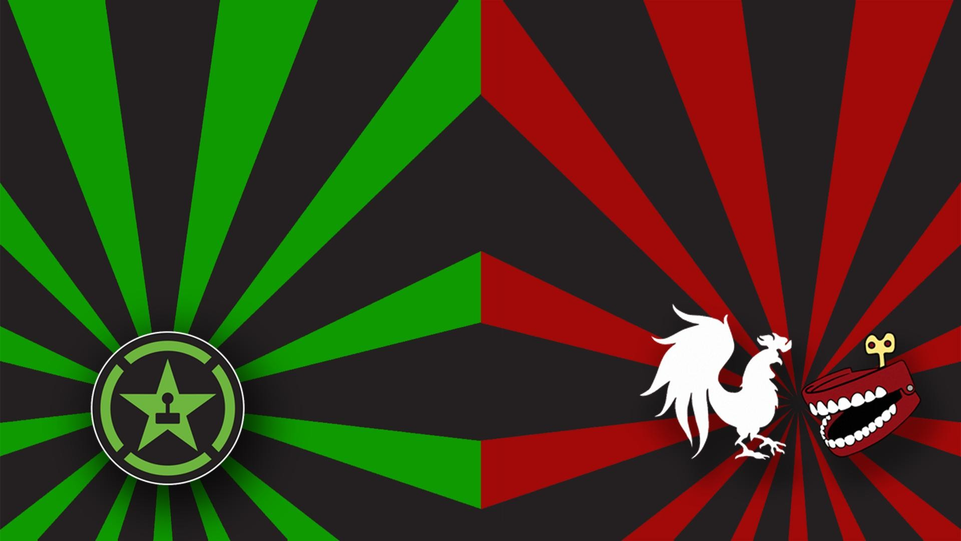 Res: 1920x1080, I made a Roosterteeth/Achievement Hunter Wallpaper[] ...