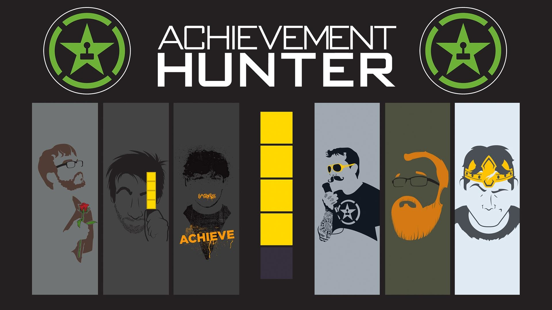 Res: 1920x1080, ... Achievement Hunter Wallpaper 1920x1200 And  : Roosterteeth ...