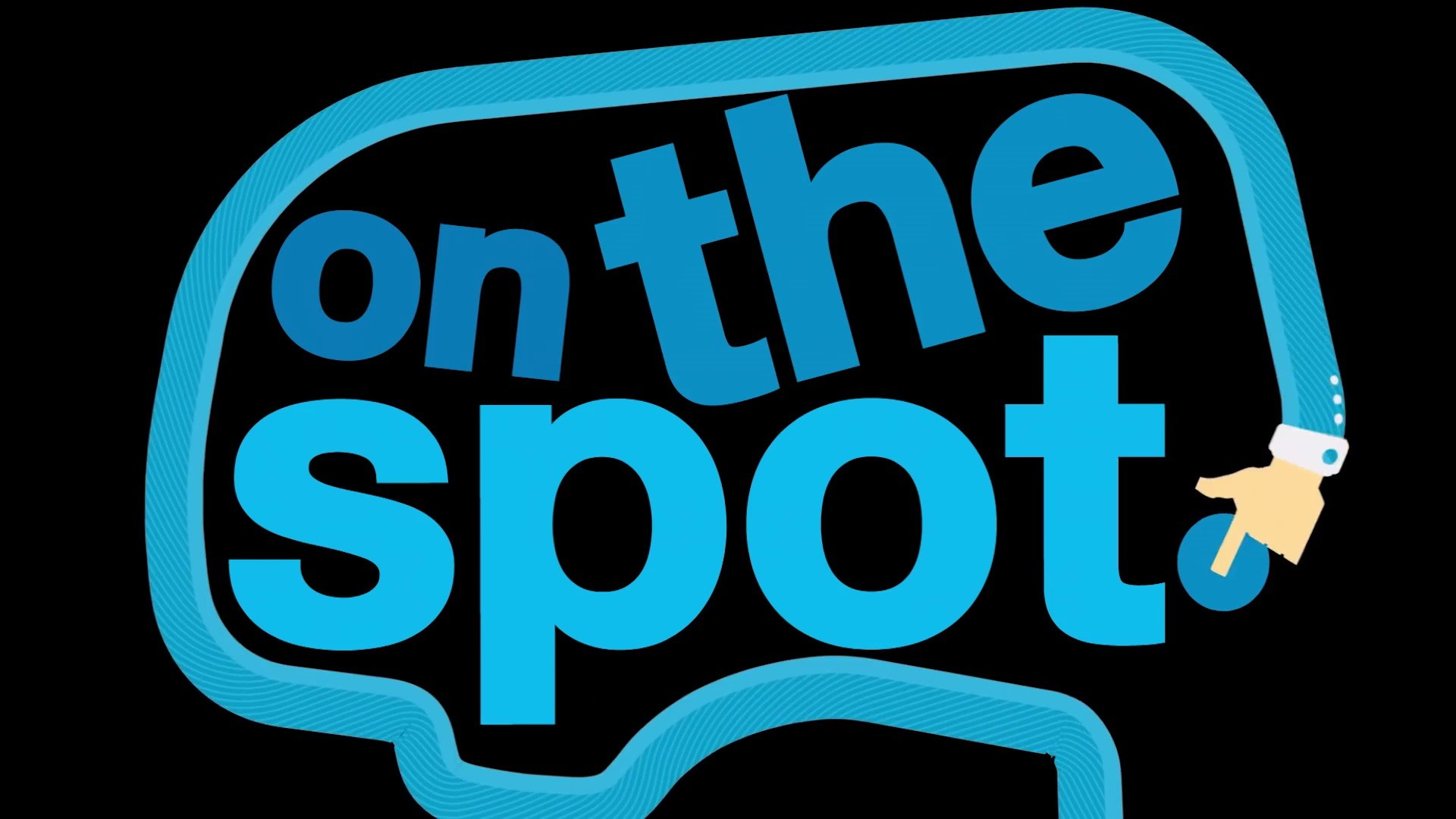 Res: 1920x1080, On The Spot updated logo.jpg
