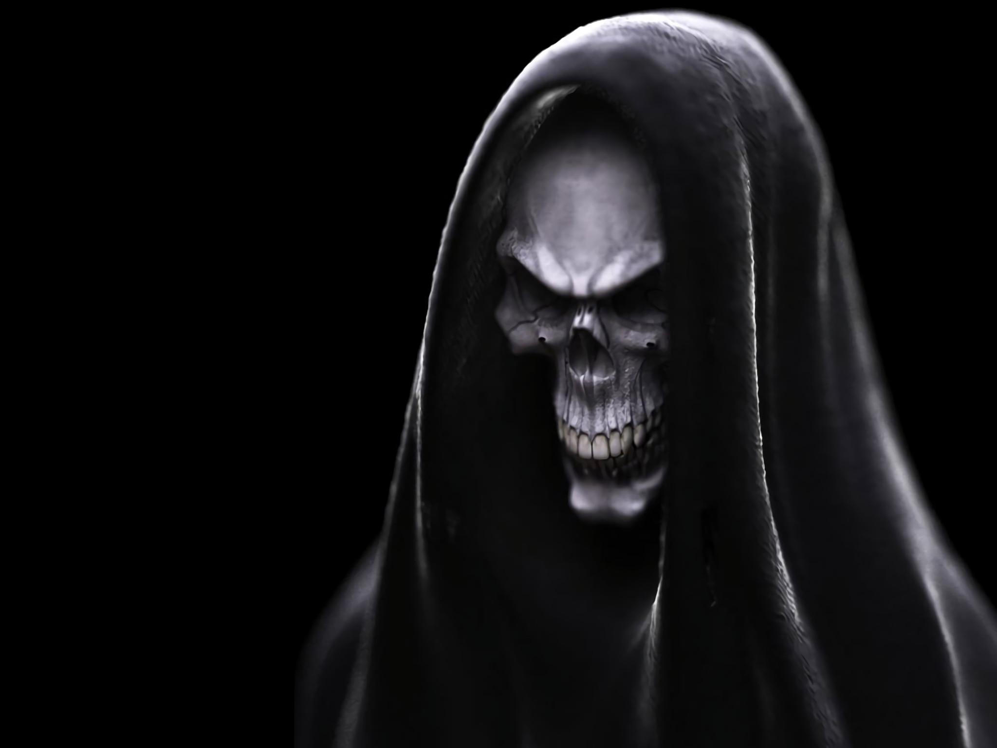 Res: 2048x1536, HD Wallpaper | Background Image ID:7949.  Dark Grim Reaper