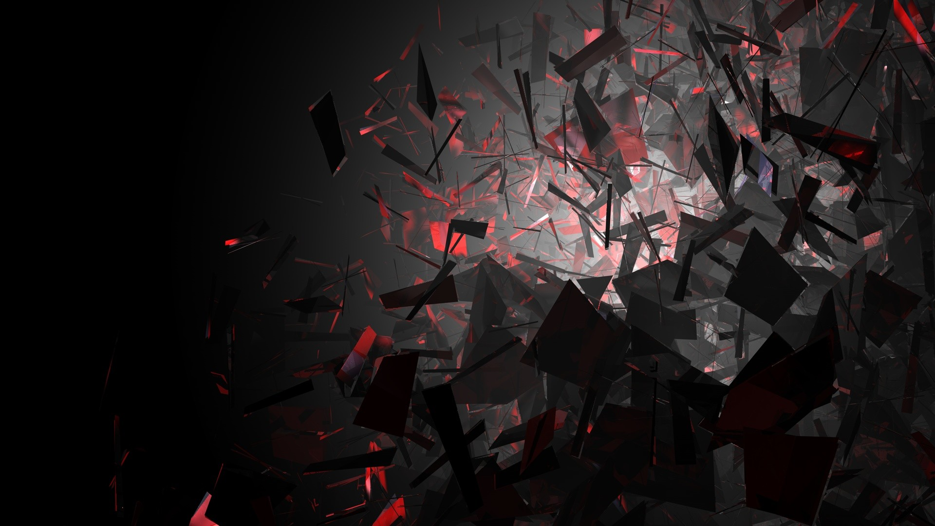 Res: 1920x1080, Black Abstract HD Wallpaper - HD Images New