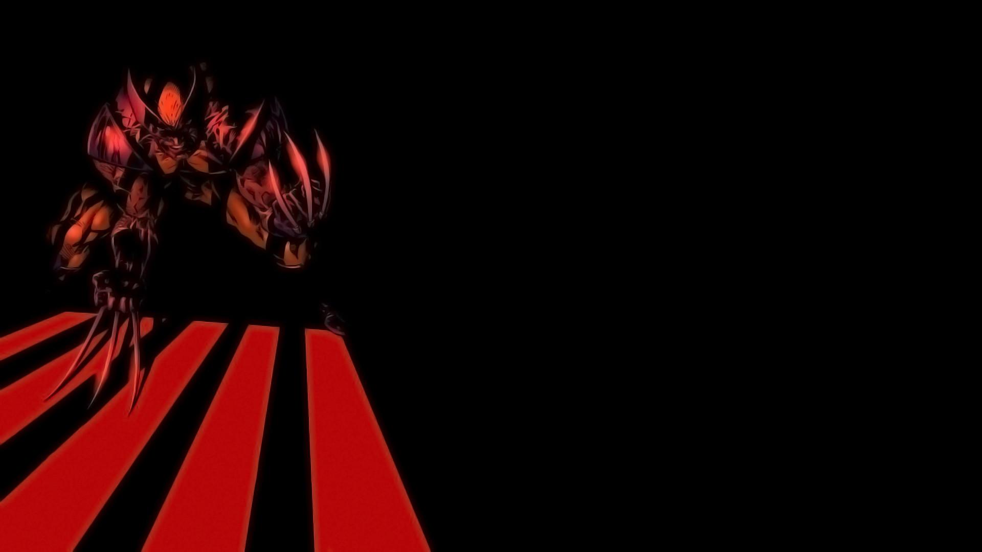 Res: 1920x1080, Dark Wolverine Wallpapers 1080p