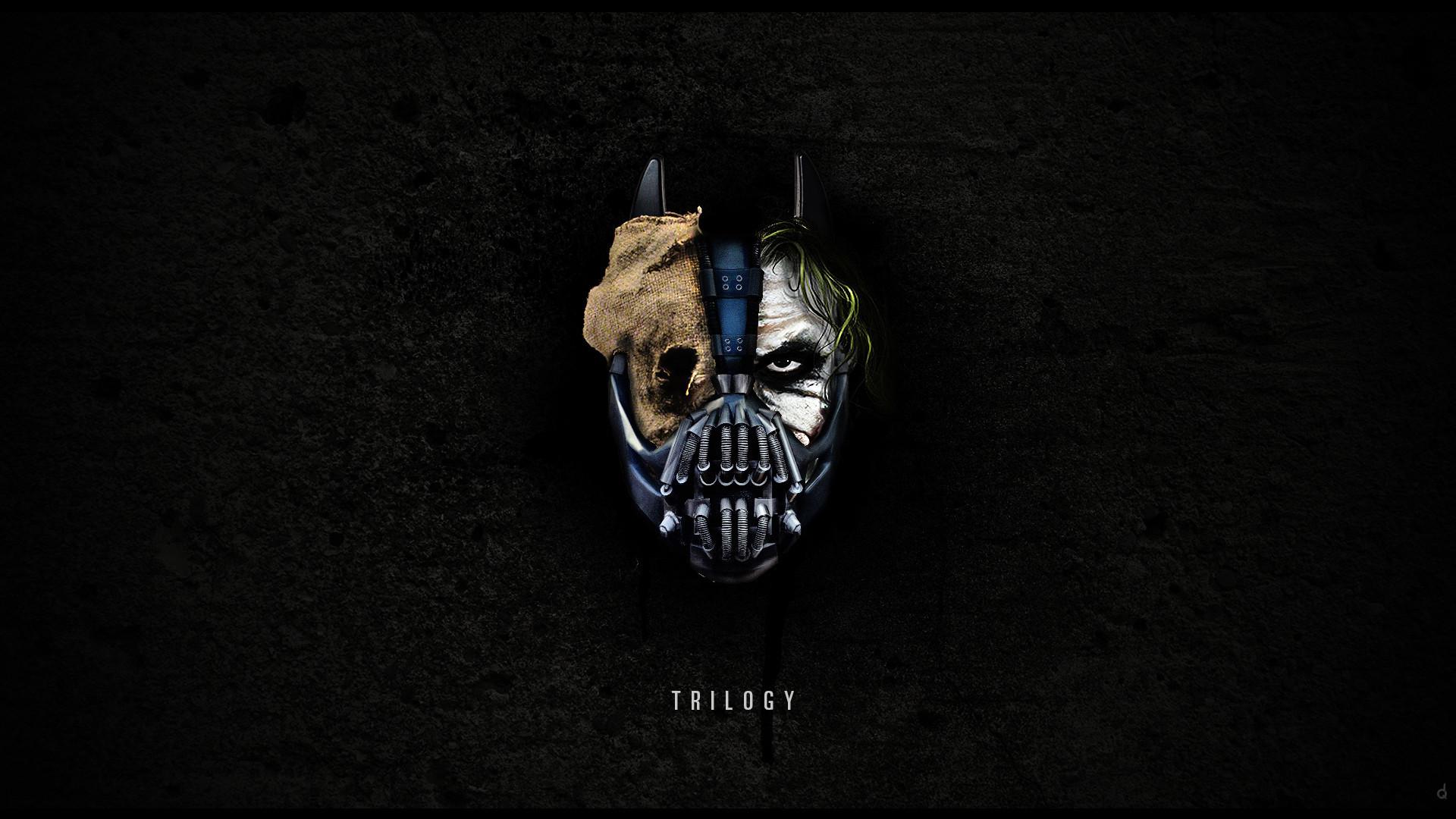 Res: 1920x1080, The Dark Knight Trilogy Wallpaper