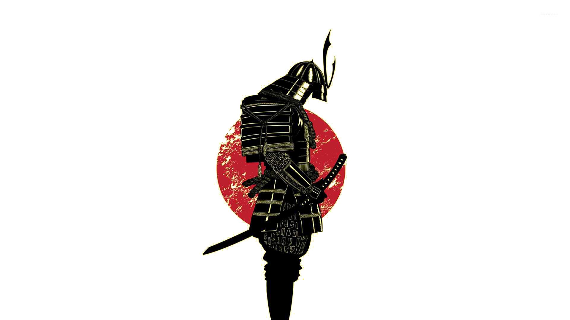 Res: 1920x1080, Empty Samurai Suit wallpaper
