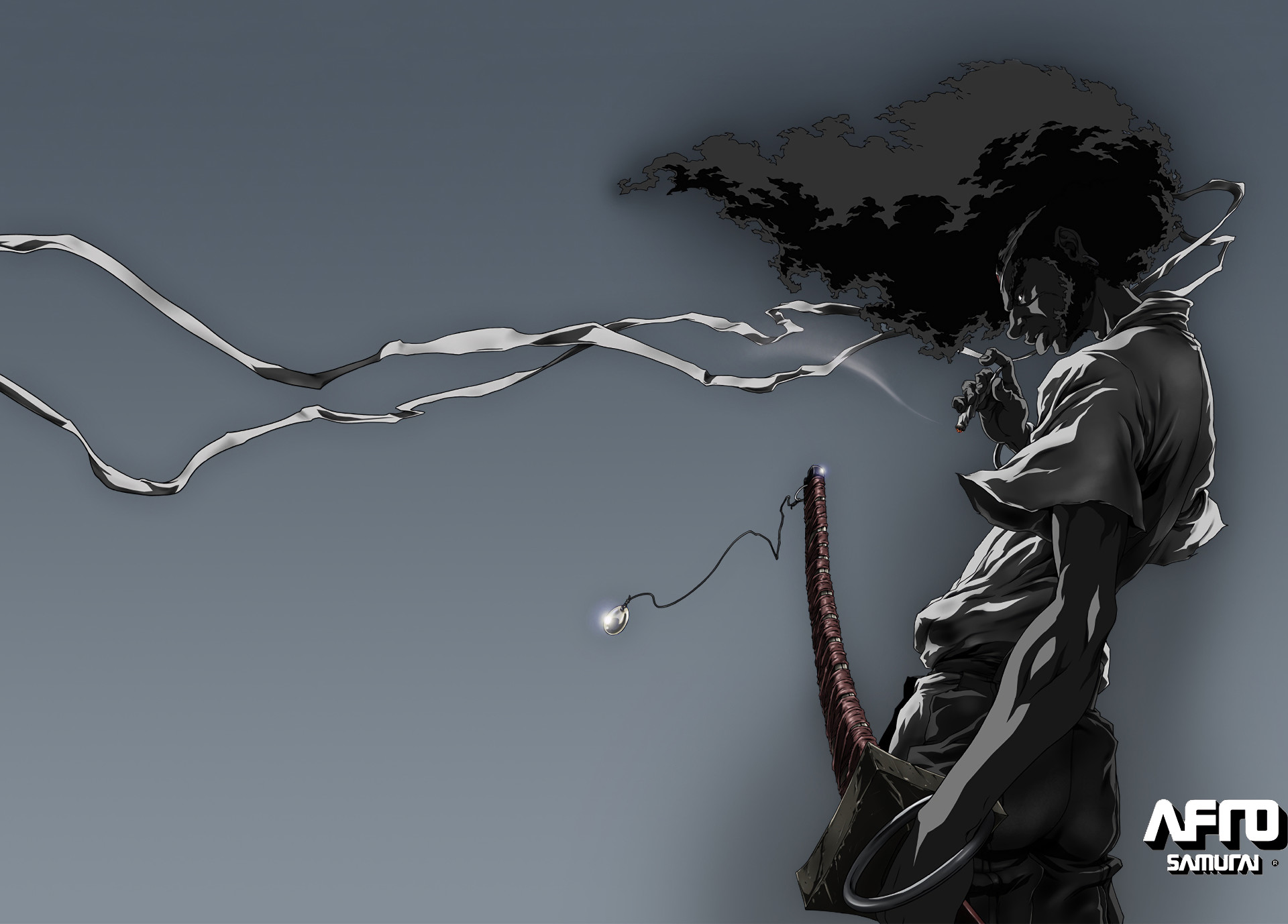 Res: 1920x1378, HD Wallpaper | Background Image ID:28228.  Anime Afro Samurai