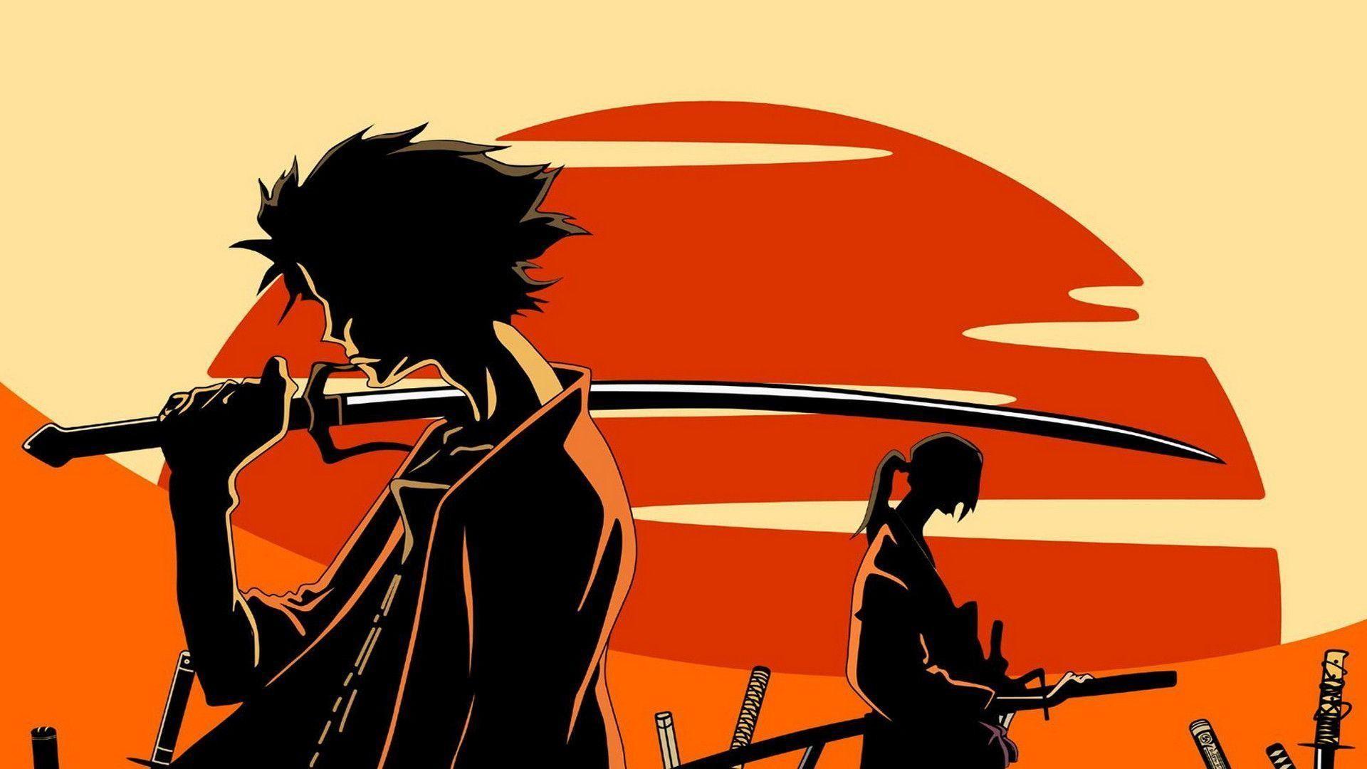 Res: 1920x1080, 66 Samurai Champloo Wallpapers | Samurai Champloo Backgrounds