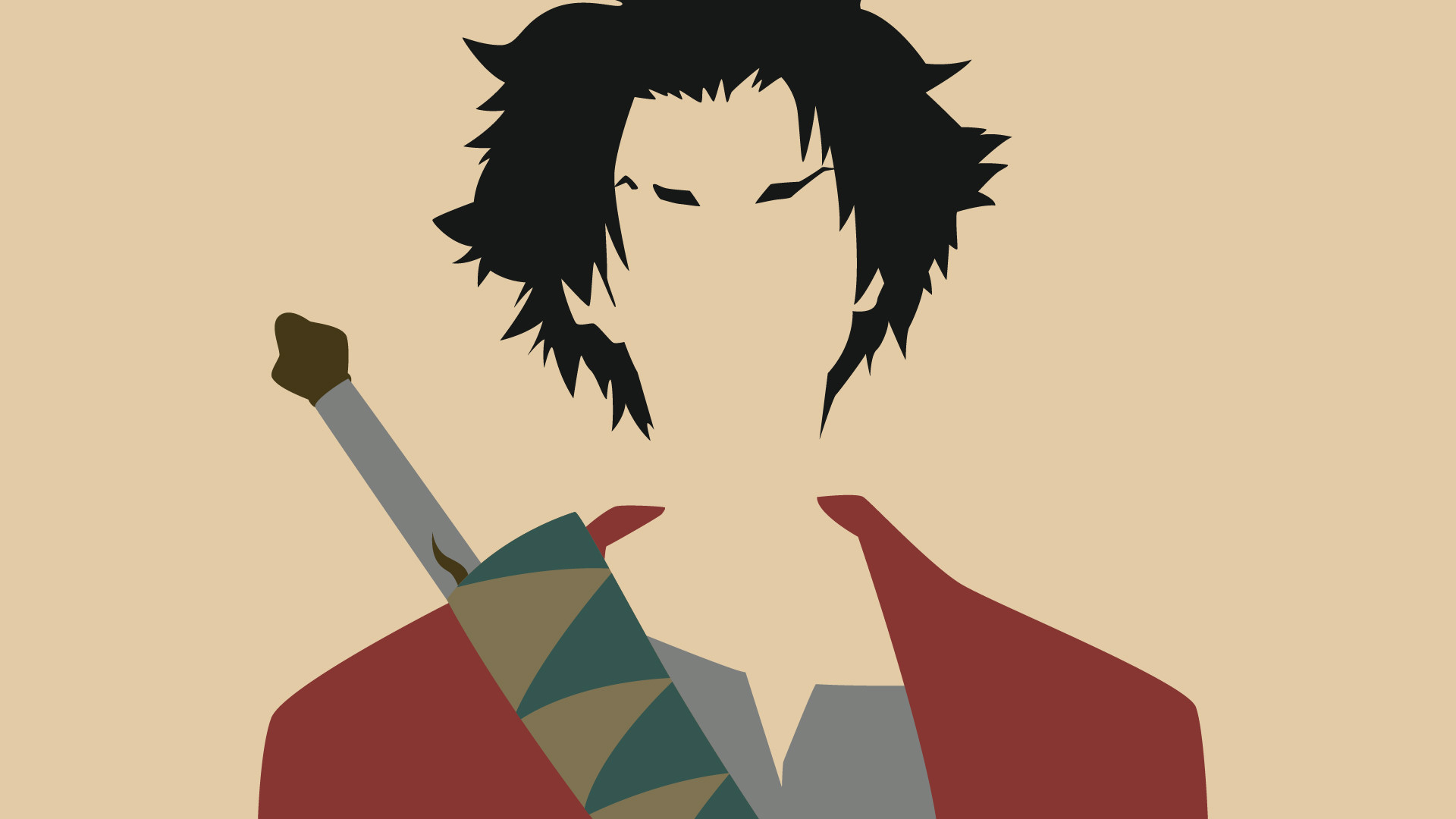 Res: 1920x1080, Samurai Champloo High Quality Background on Walls Cover