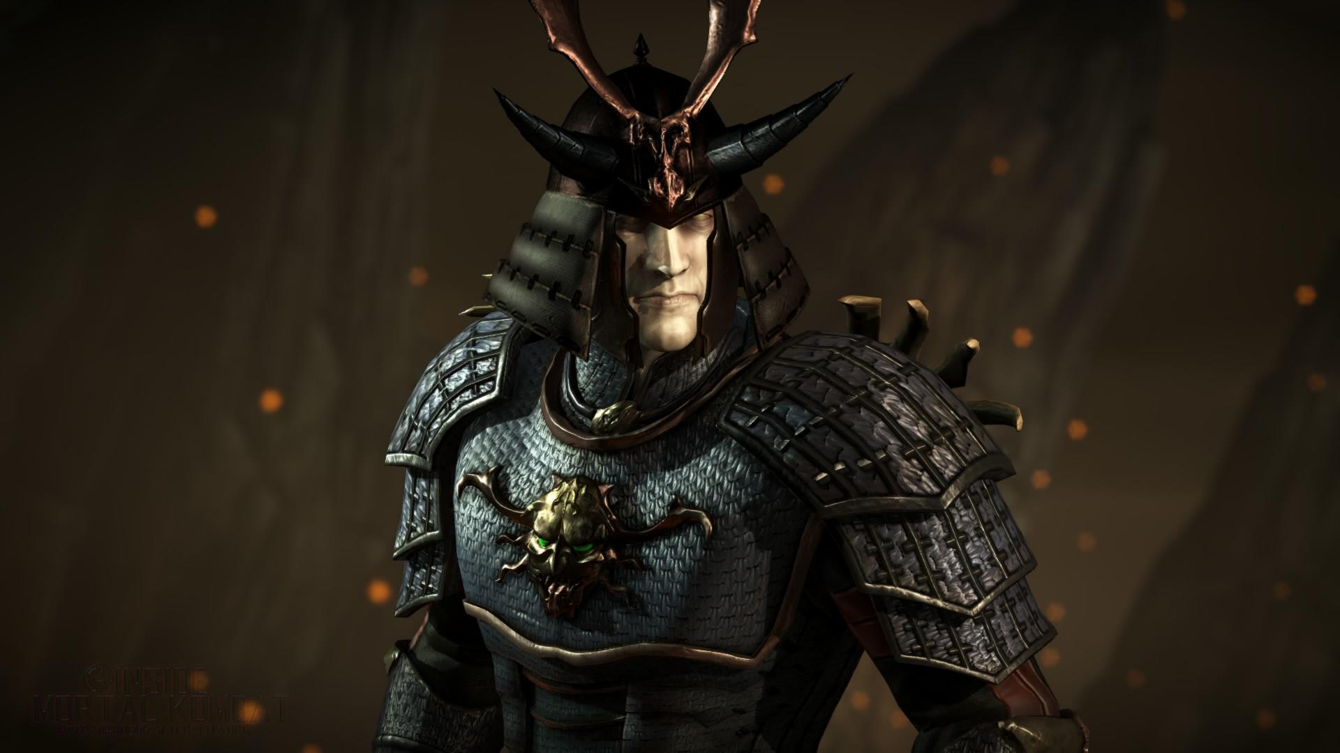 Res: 1920x1080, Samurai Pack Mortal Kombat X
