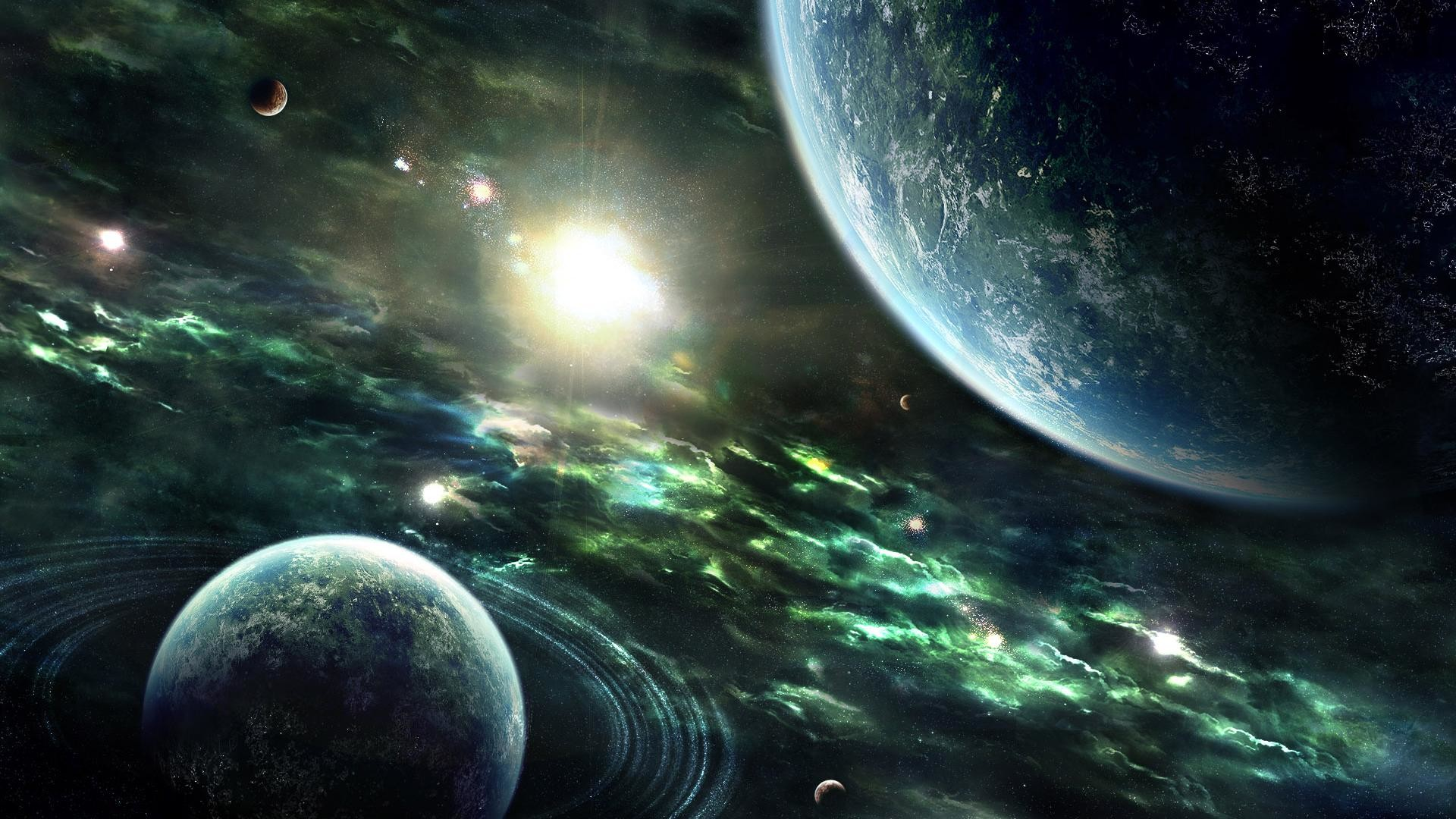 Res: 1920x1080, Fantasy Planet Wallpaper Android