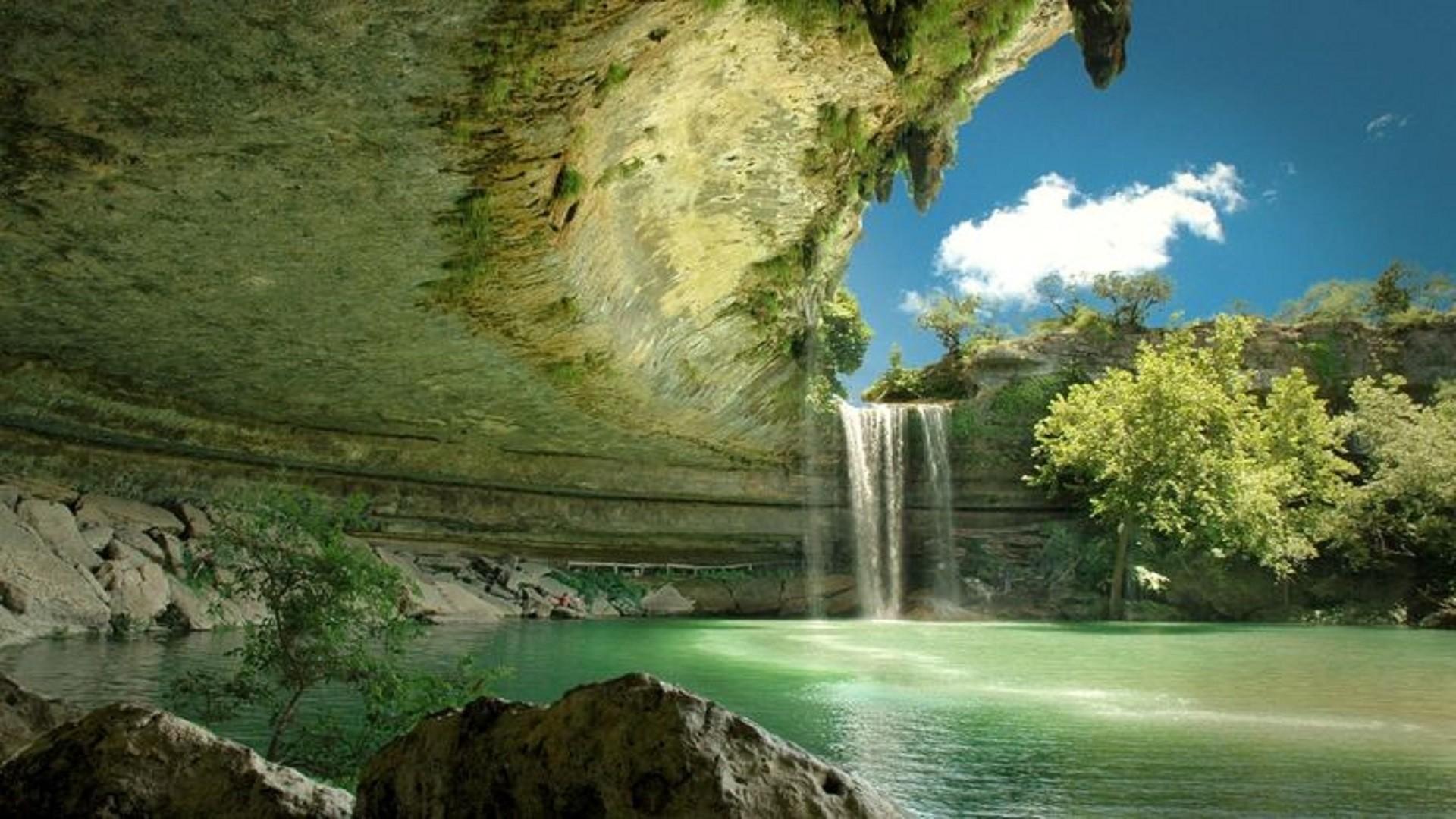 Res: 1920x1080, best waterfall wallpaper waterfall and rainbow wallpaper full hd for desktop  wallpaper - Wallpaper Bits