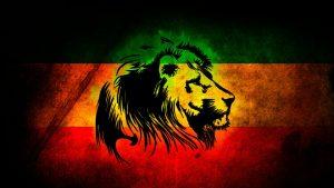 Rasta Lion wallpapers