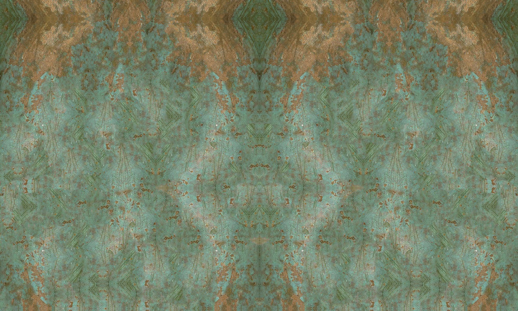 Res: 1996x1198, Bronze Cannon Background (MW9735) : Wallpaper pattern of antique verdigris  bronze with a patina