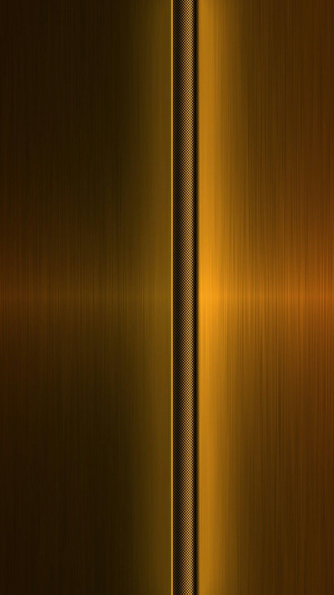 Res: 1080x1920, Bronze Gold Metal Wallpaper
