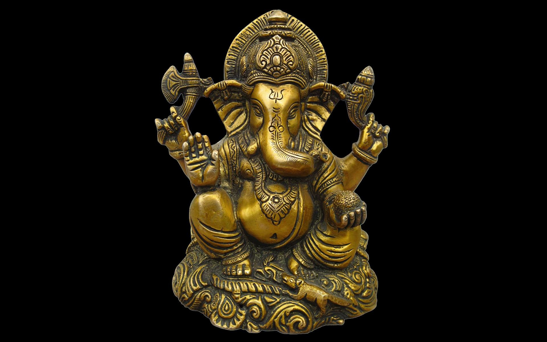 Res: 1920x1200, Backgrounds for Desktop: Lord Ganesha Wallpapers, 07/03/2018