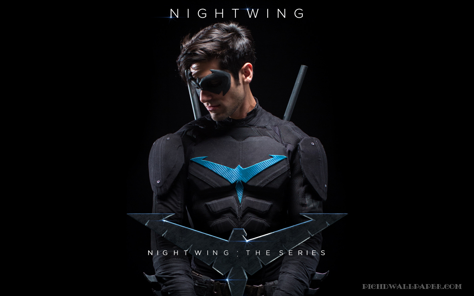Res: 1920x1200, Nightwing Wallpaper Unique Nightwing Wallpaper Wallpapers Browse