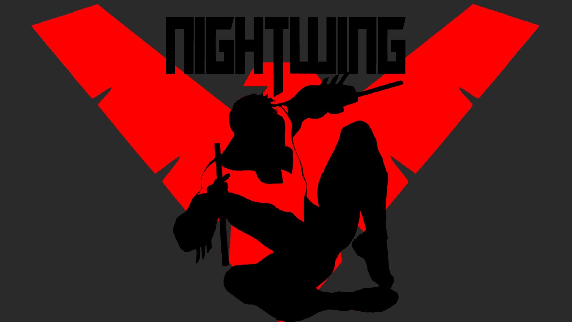 Res: 1920x1080, Nightwing Pop-art Wallpaper by blades0100 on DeviantArt