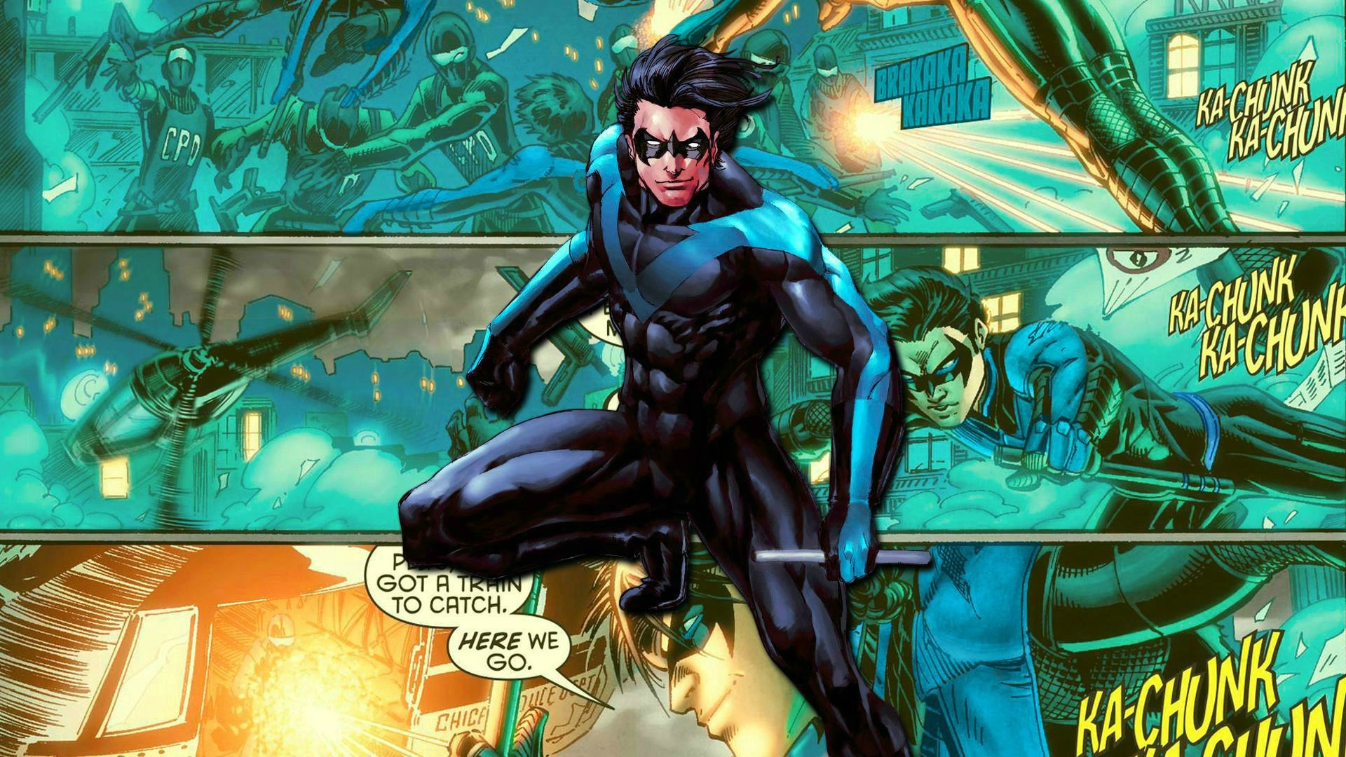 Res: 1920x1080, Nightwing New 52 Wallpapers High Quality