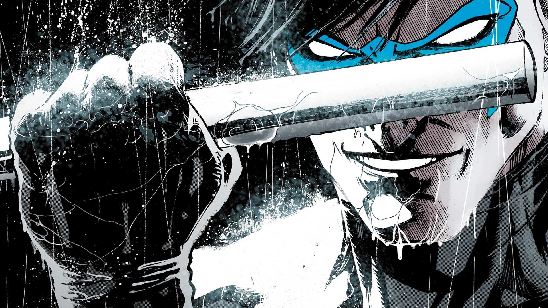 Res: 1920x1080, HD Wallpaper | Background Image ID:730701.  Comics Nightwing