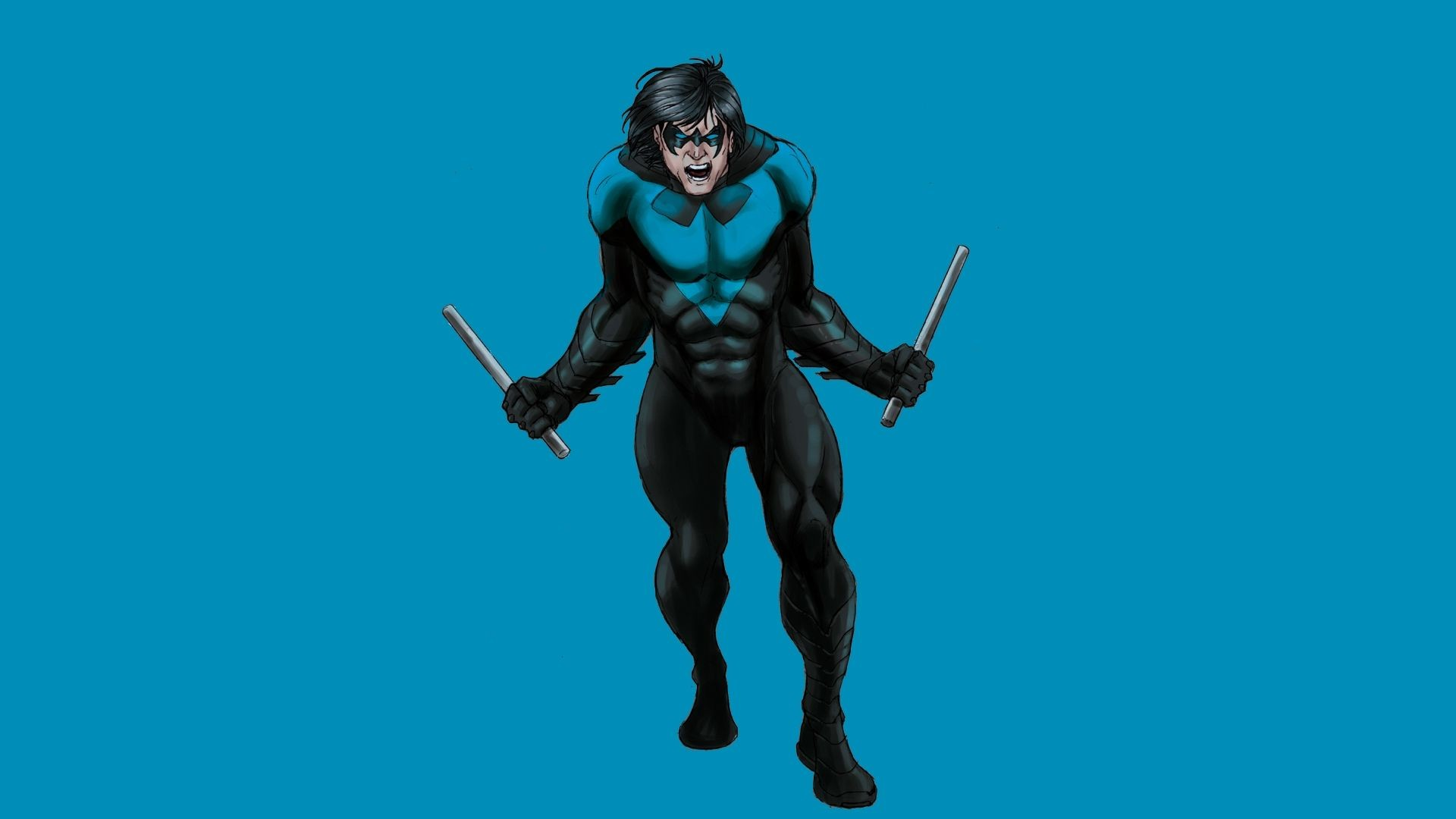 Res: 1920x1080, Nightwing Wallpapers Wallpaper Cave