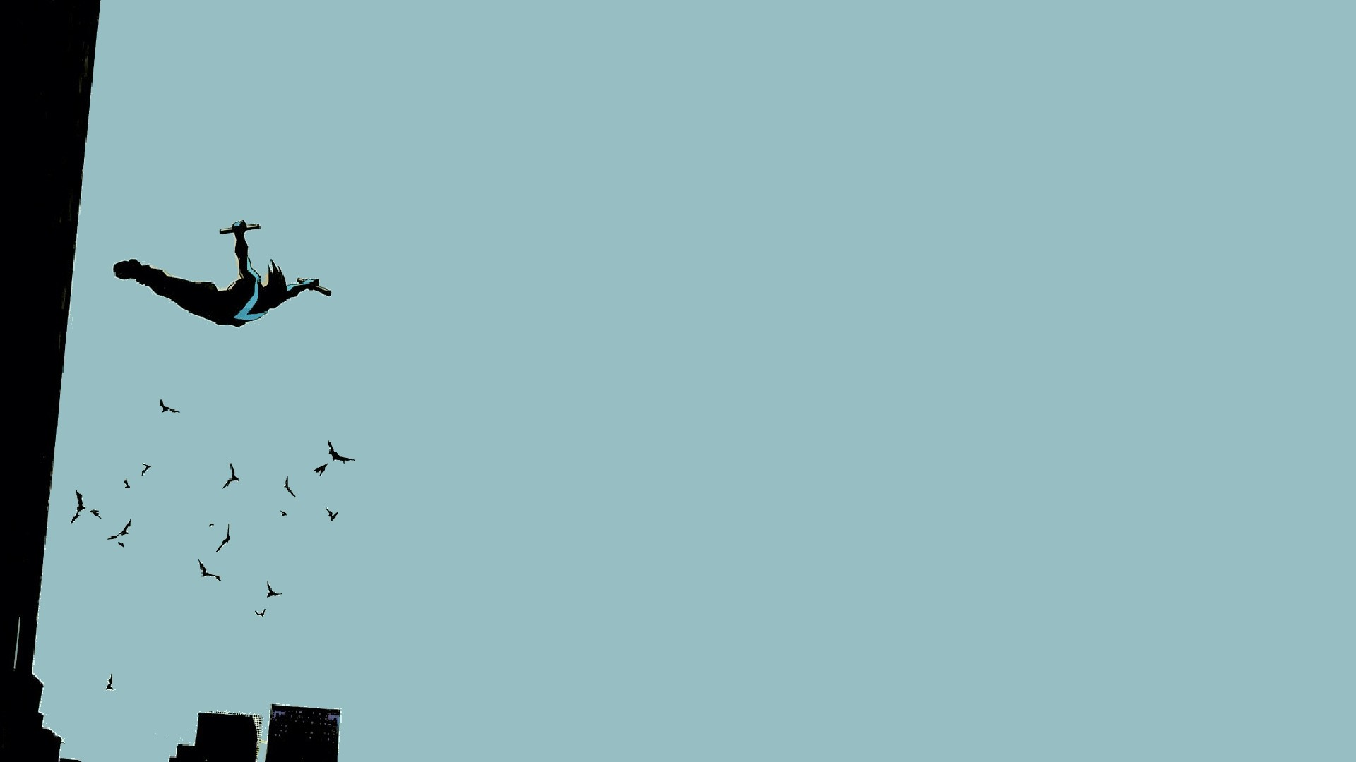 Res: 1920x1080, Comics - Nightwing Wallpaper