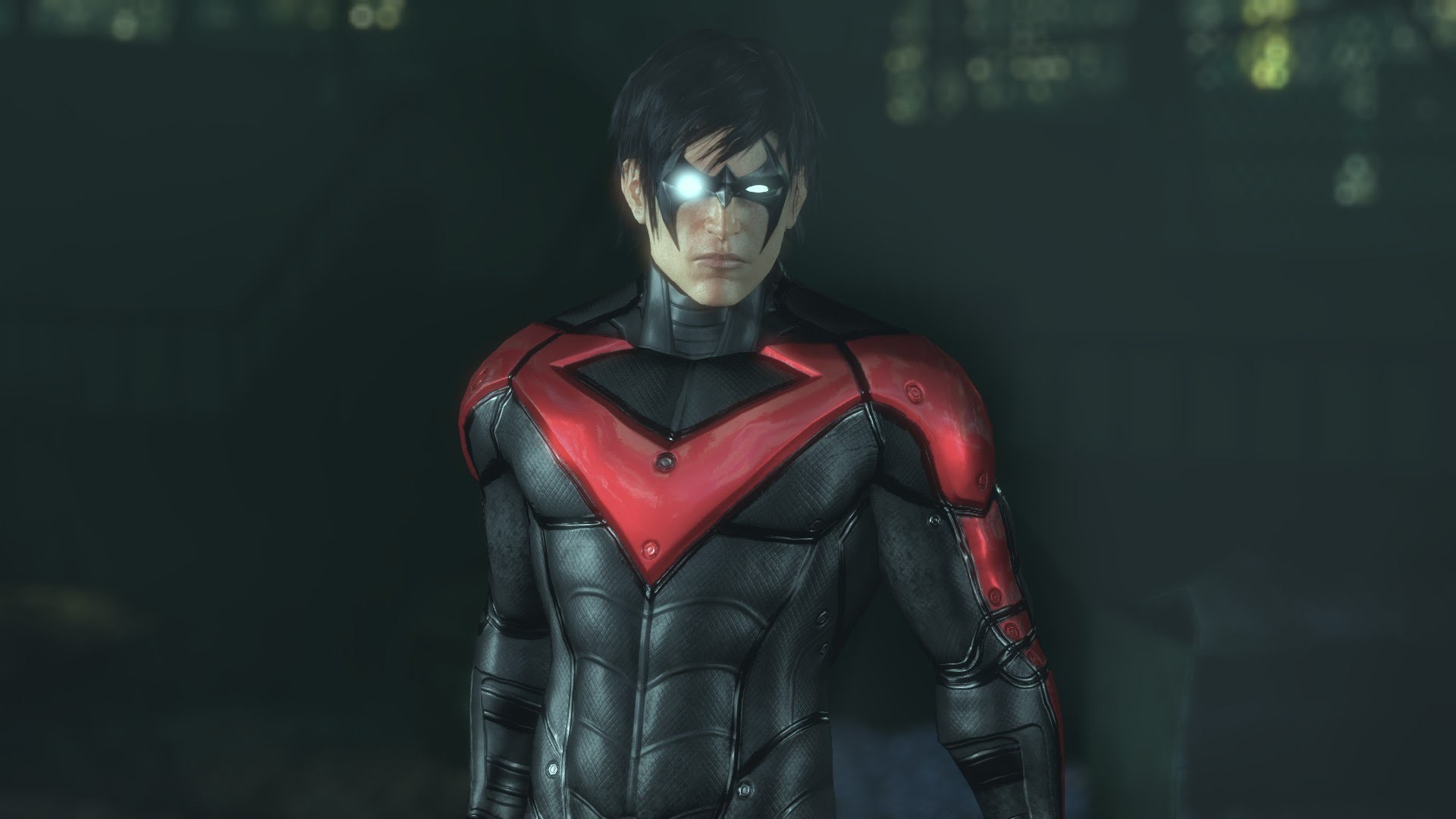 Res: 1920x1080, 2011 The New 52 Nightwing Comic Title Logo by TheDorkKnightReturns .