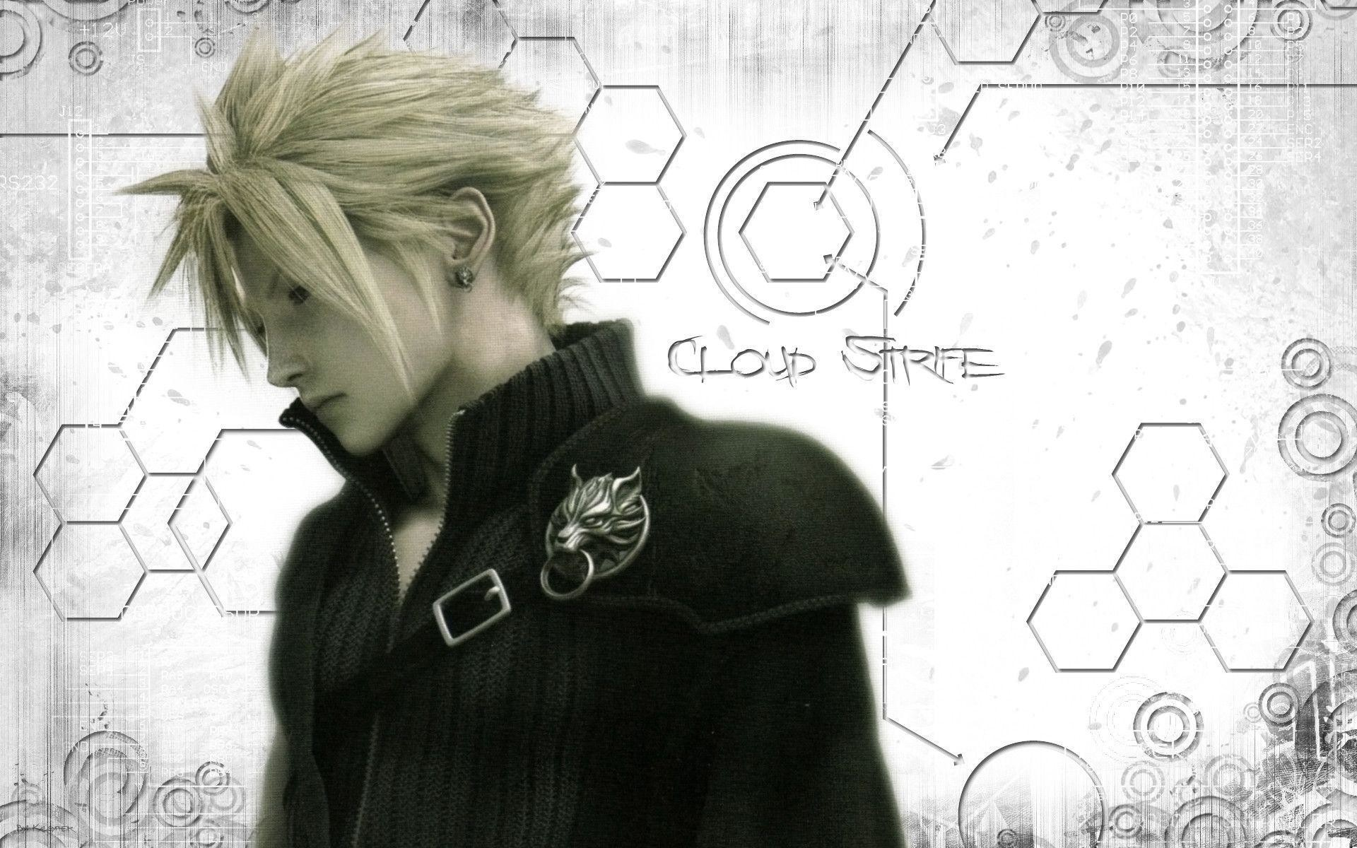 Cloud Strife Wallpapers Hd Wallpaper Collections 4kwallpaper Wiki