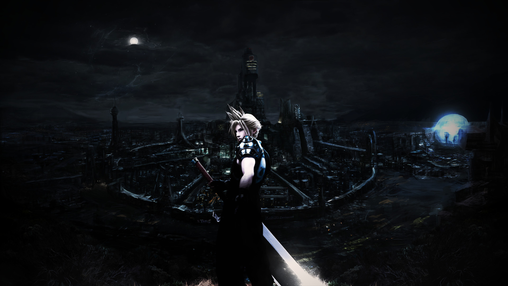 Cloud Strife Wallpapers Hd Wallpaper Collections