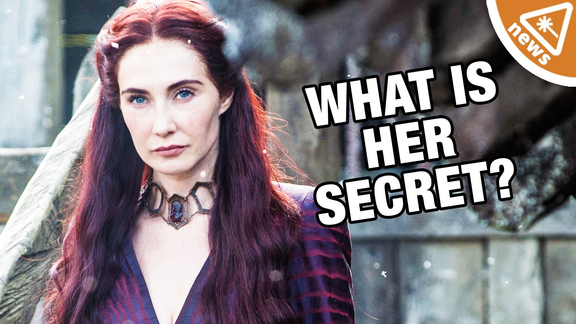 Res: 1920x1080, What is Melisandre's Big Secret in Game of Thrones? (Nerdist News w/ Jessica  Chobot) - YouTube