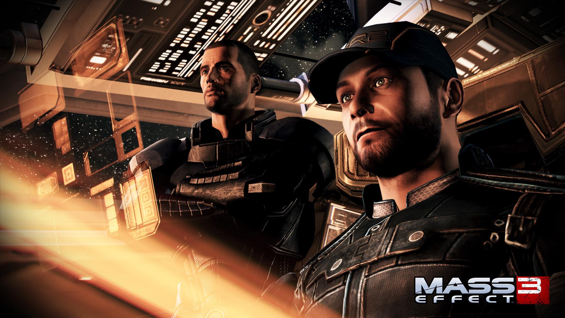 Res: 1920x1080, Jessica Chobot Mass Effect 3