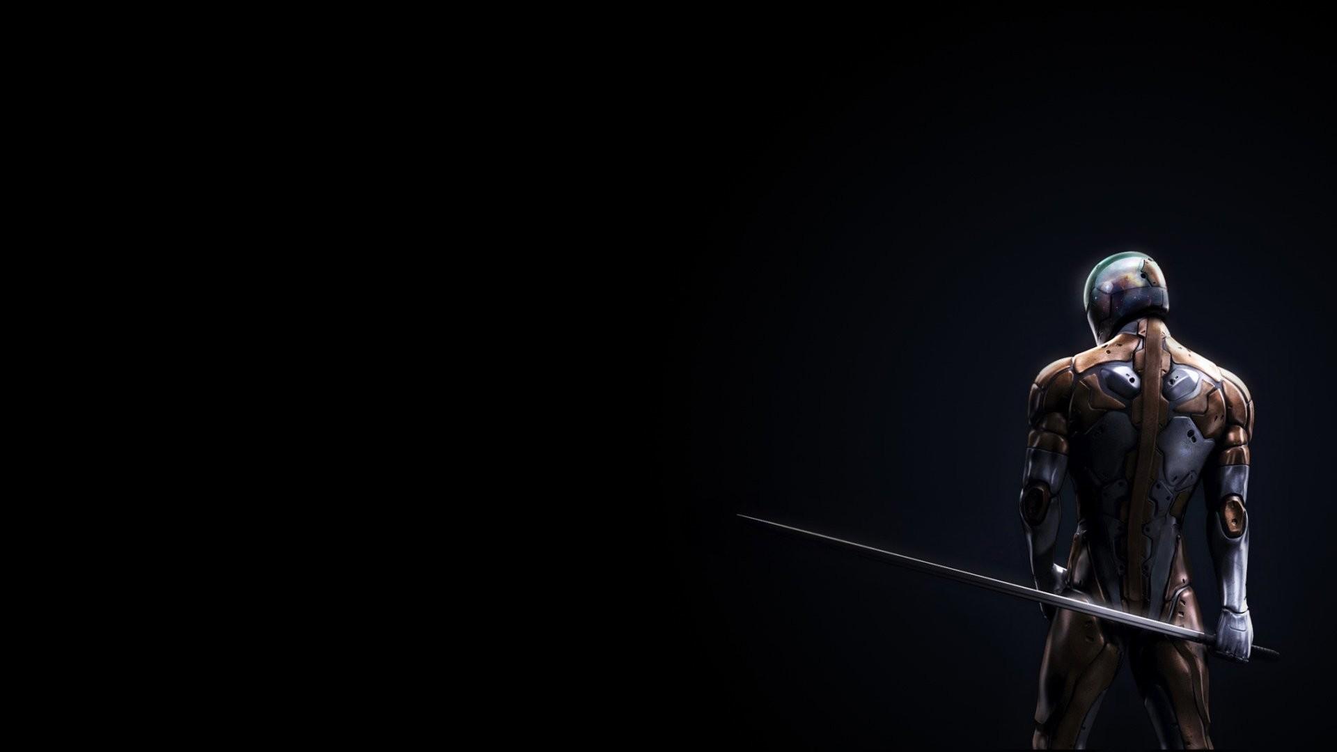 Res: 1920x1080, Computerspiele - Metal Gear Solid Gray Fox (Metal Gear Solid) Wallpaper