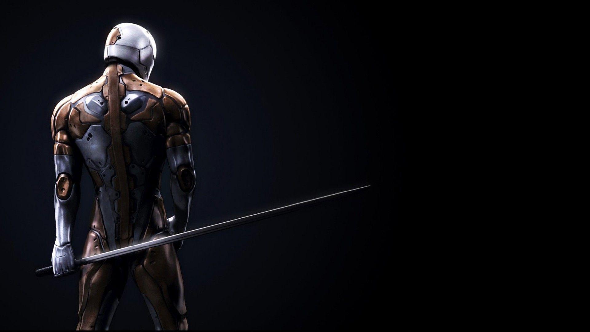 Res: 1920x1080, Gray Fox Metal Gear Solid Wallpaper  #2228 HD Game .