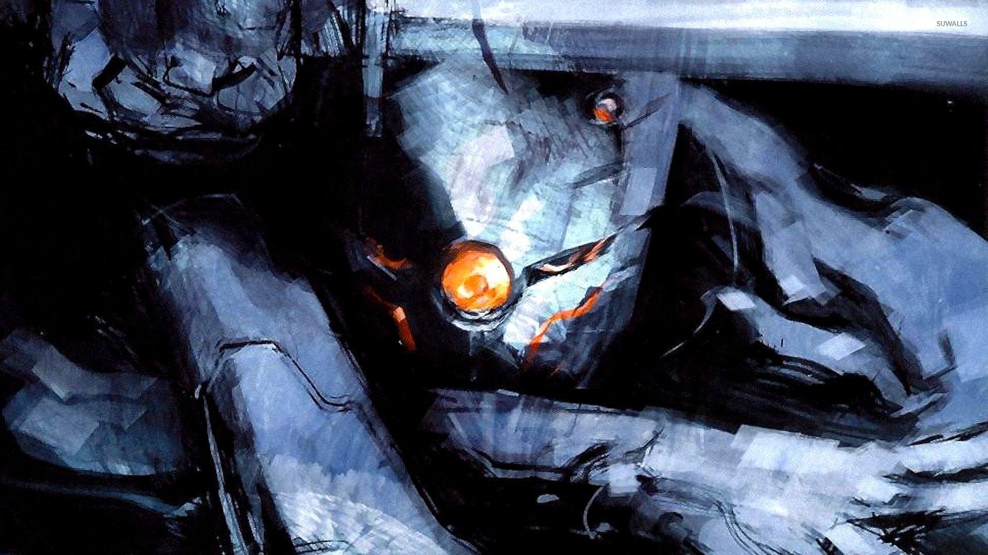Res: 1920x1080, Gray Fox - Metal Gear Solid wallpaper