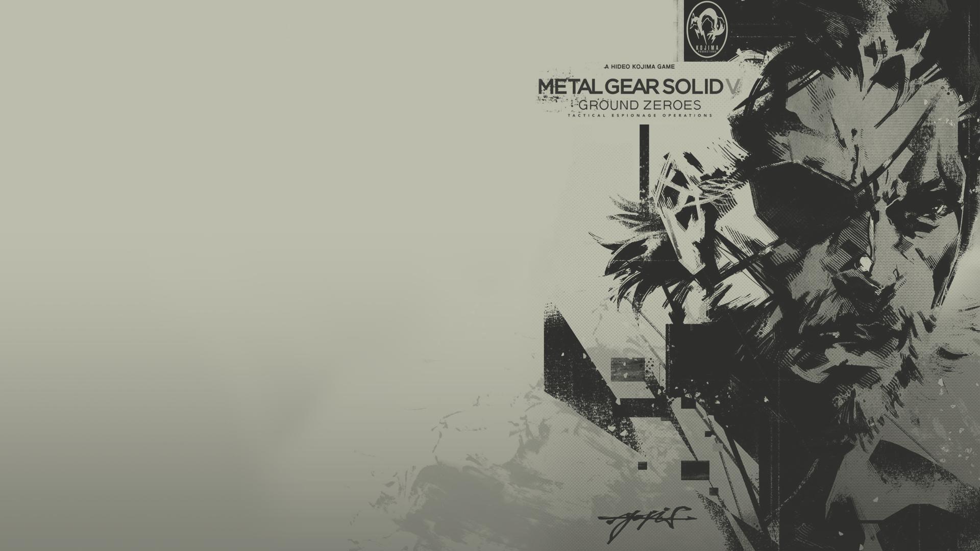 Res: 1920x1080, HDQ Cover Creative Metal Gear Solid HD Pics, , Susannah Schrantz