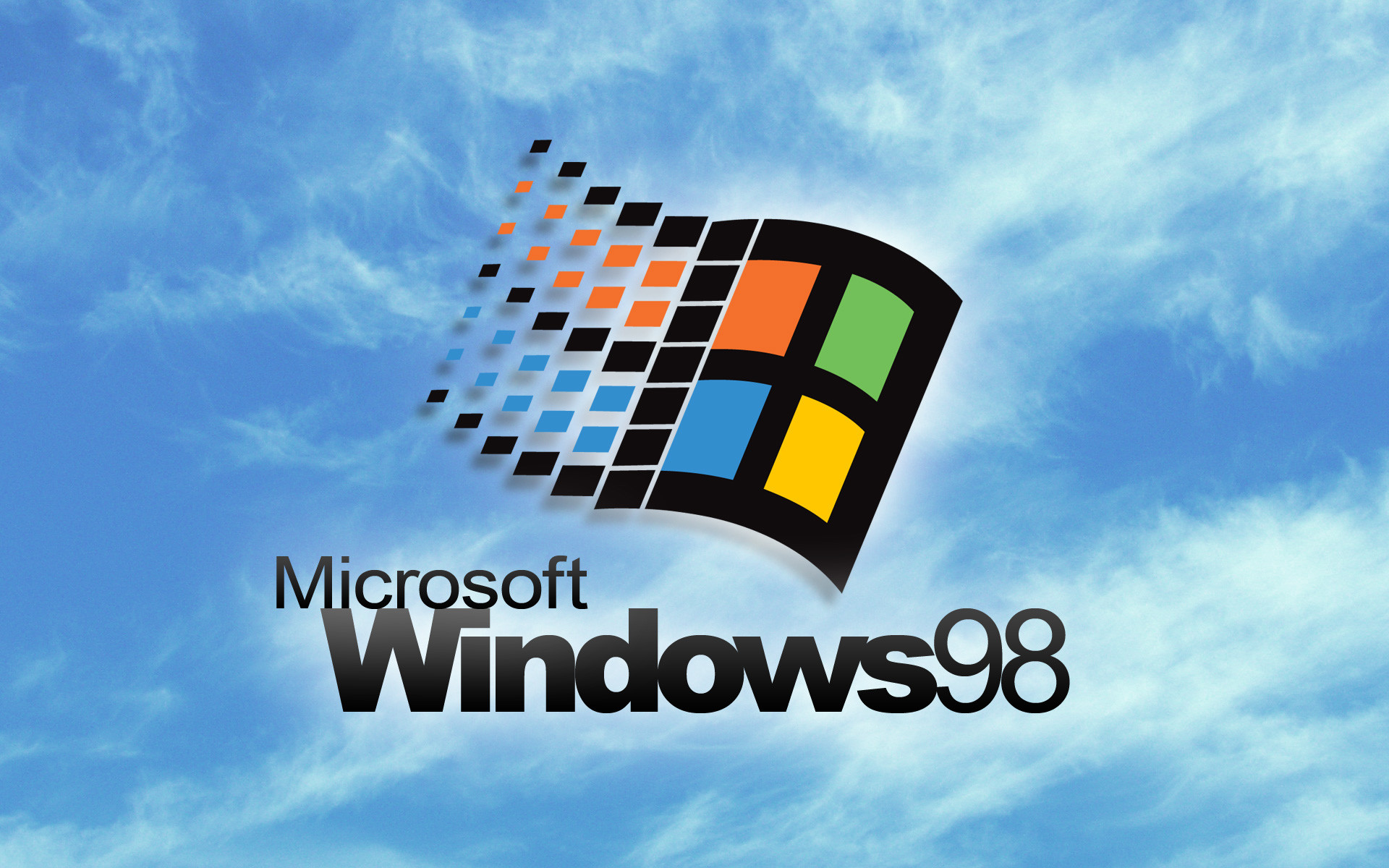 Res: 1920x1200, Large Windows 98 Wallpaper by jlsgraphics