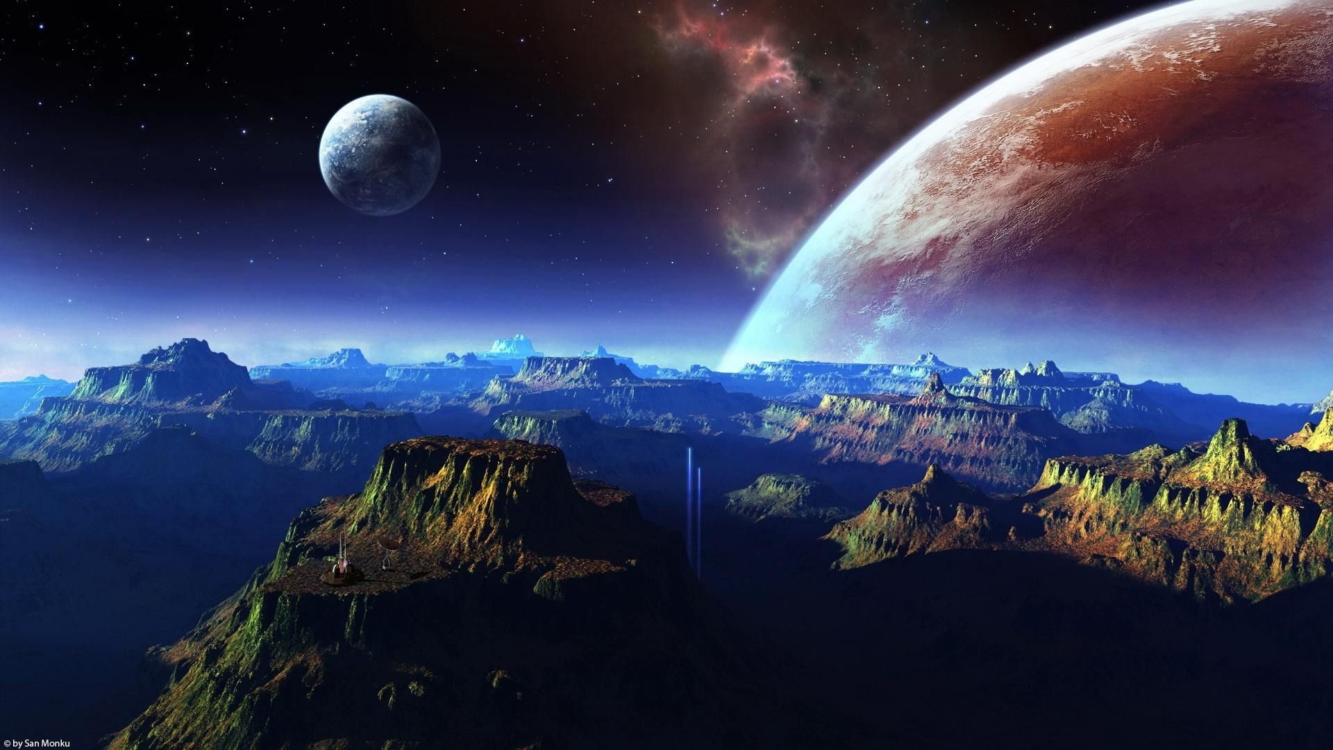 Res: 1920x1080, Space HD Wallpapers 1080p - Wallpaper Cave